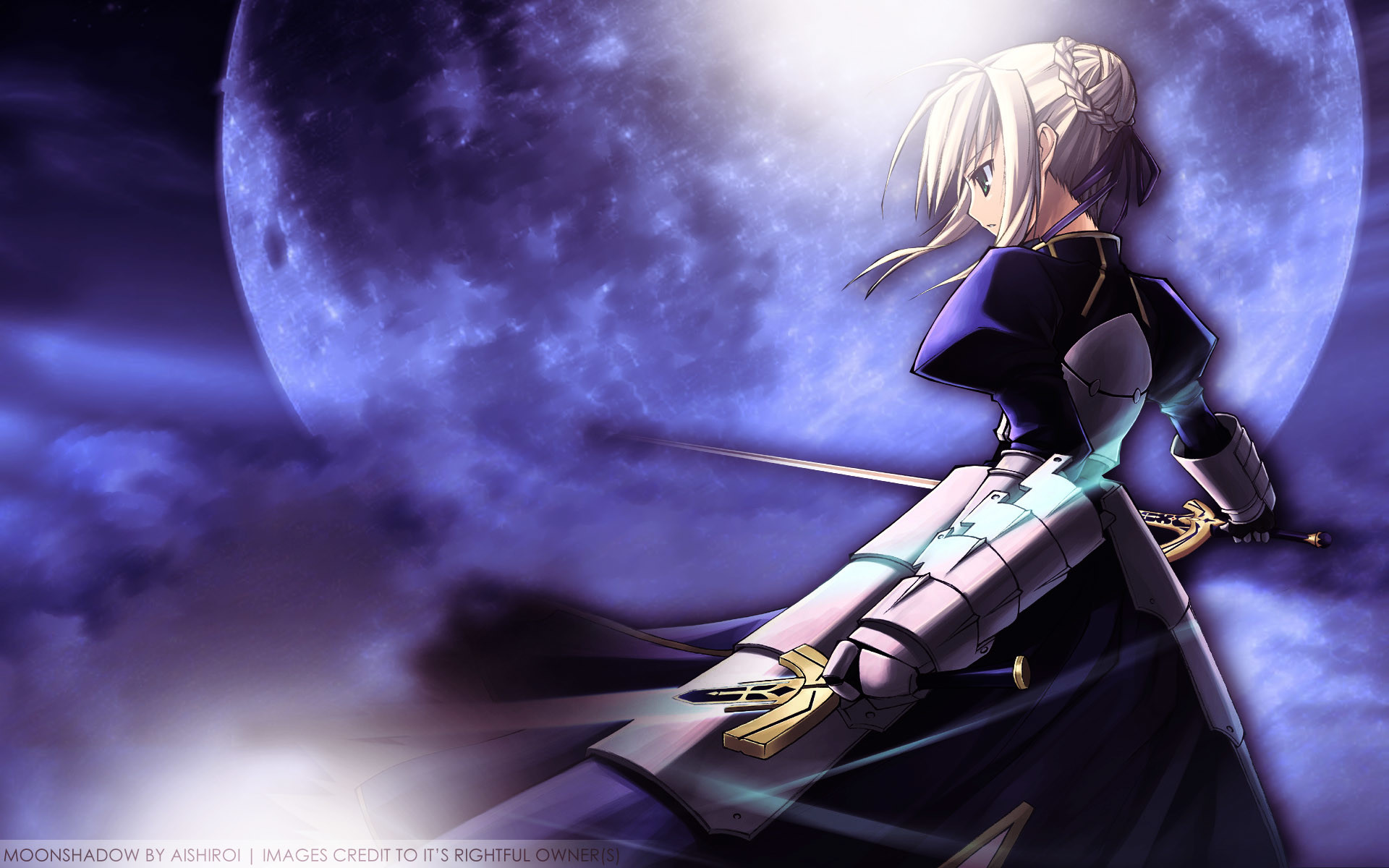 HD Wallpaper and background photos of Saber for fans of Fate Stay Night  images.