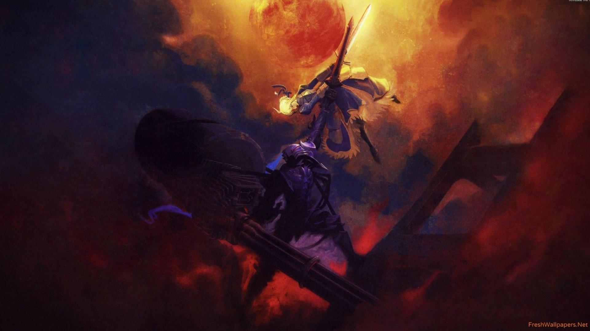 69 Fate Zero Wallpaper Hd