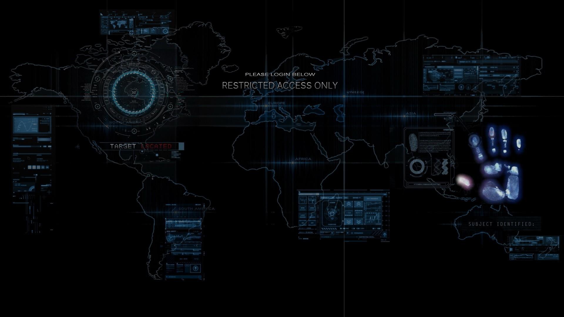 Technology – Computer Rainmeter Sci Fi Wallpaper