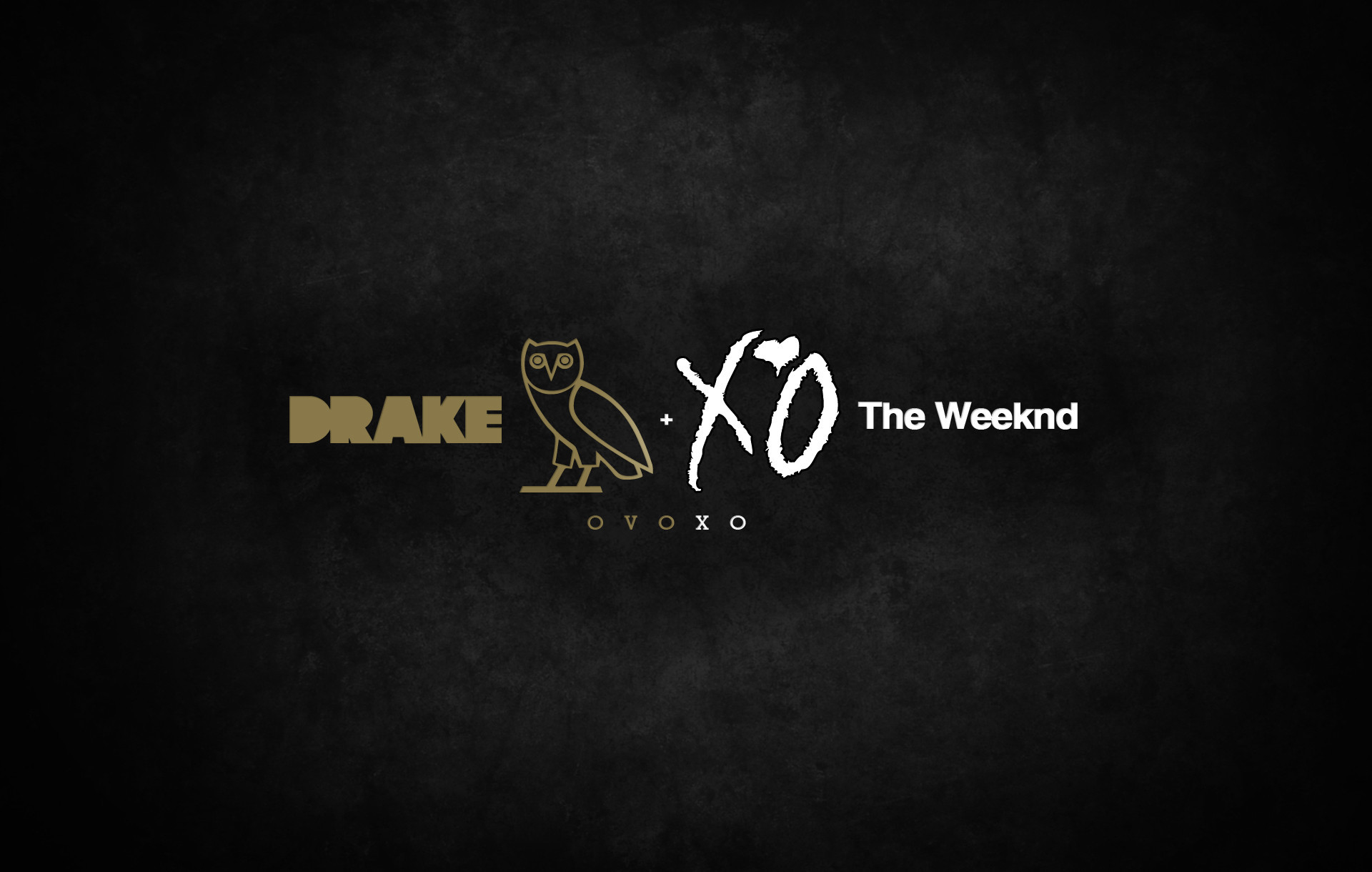 The Weeknd and Drake XO • Rap Wallpapers