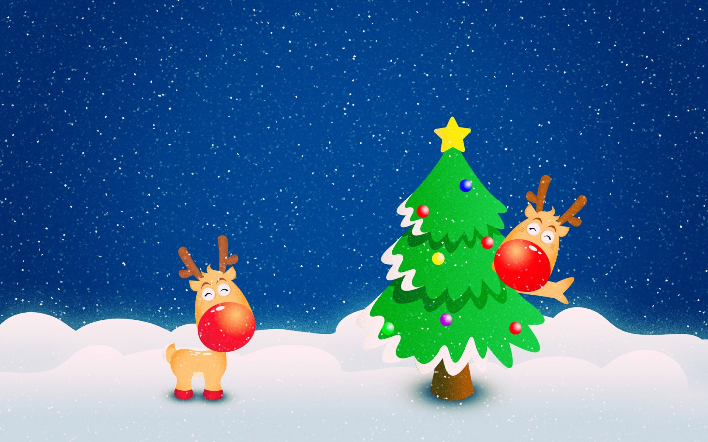 wallpaper-christmas-trees-white-winter-backgrounds-snow-cartoon-pines-cute
