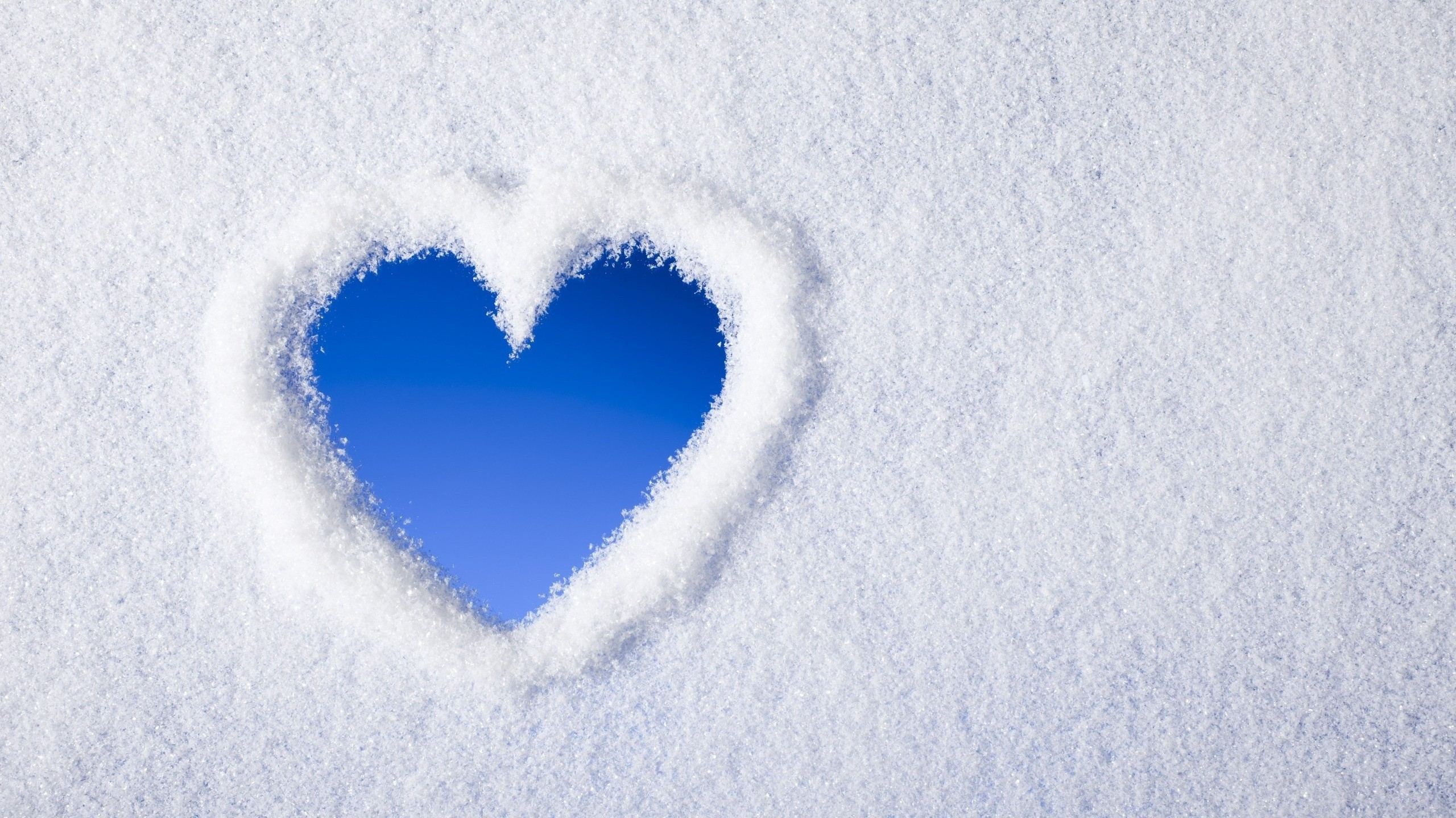 Awesome Winter Love 2560×1440.
