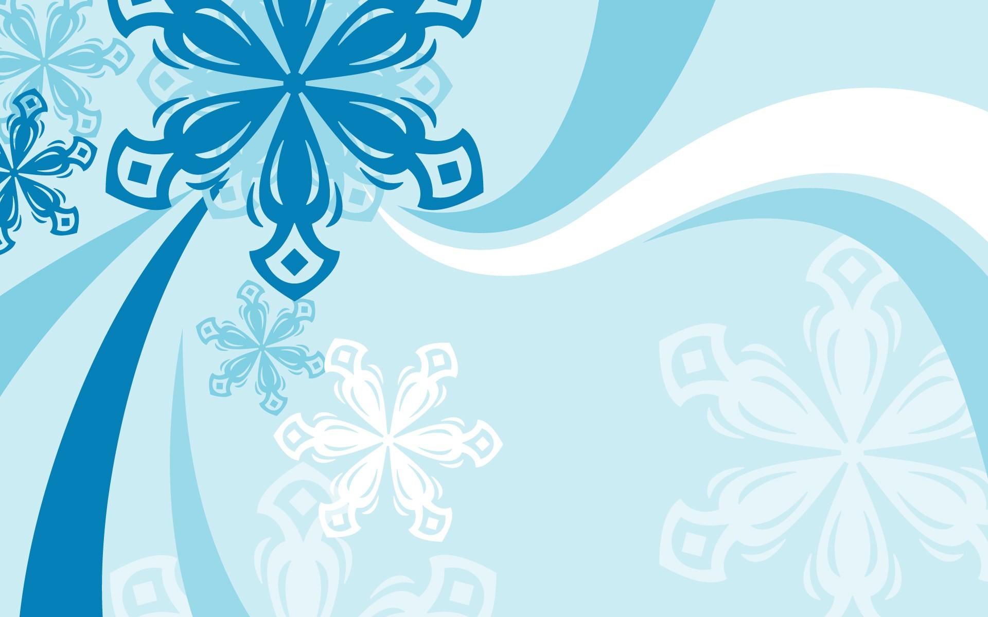 winter vector background wallpapers cartoon blue 1920×1200