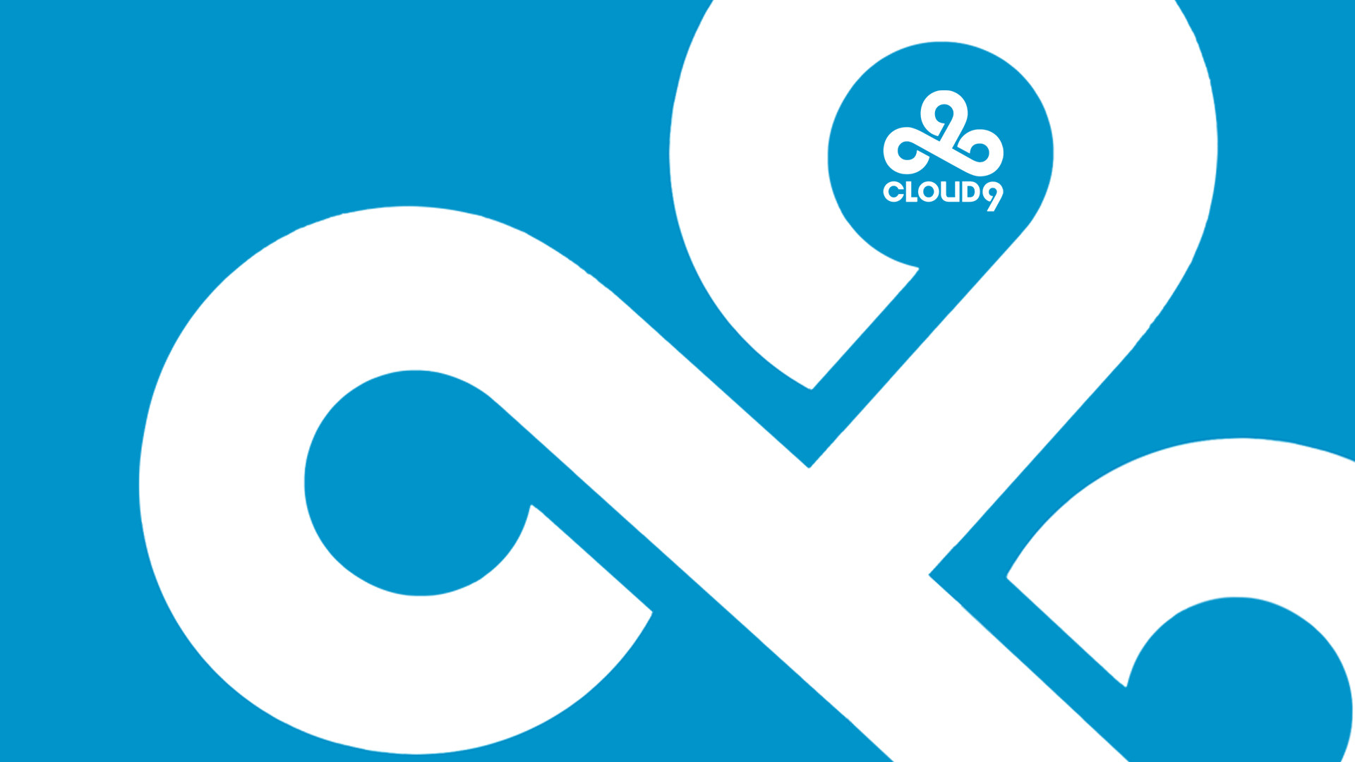 Simple Cloud9 Wallpaper based on the new jersey.