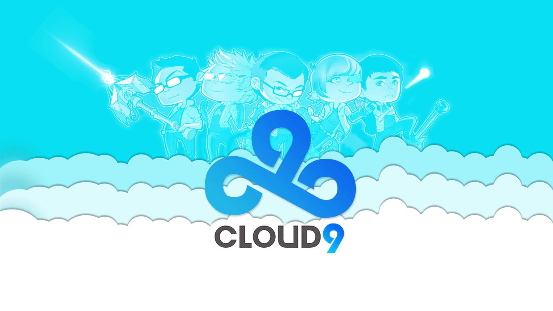 … Cloud 9 Wallpaper HD 1920*1080p by SKEDVIN