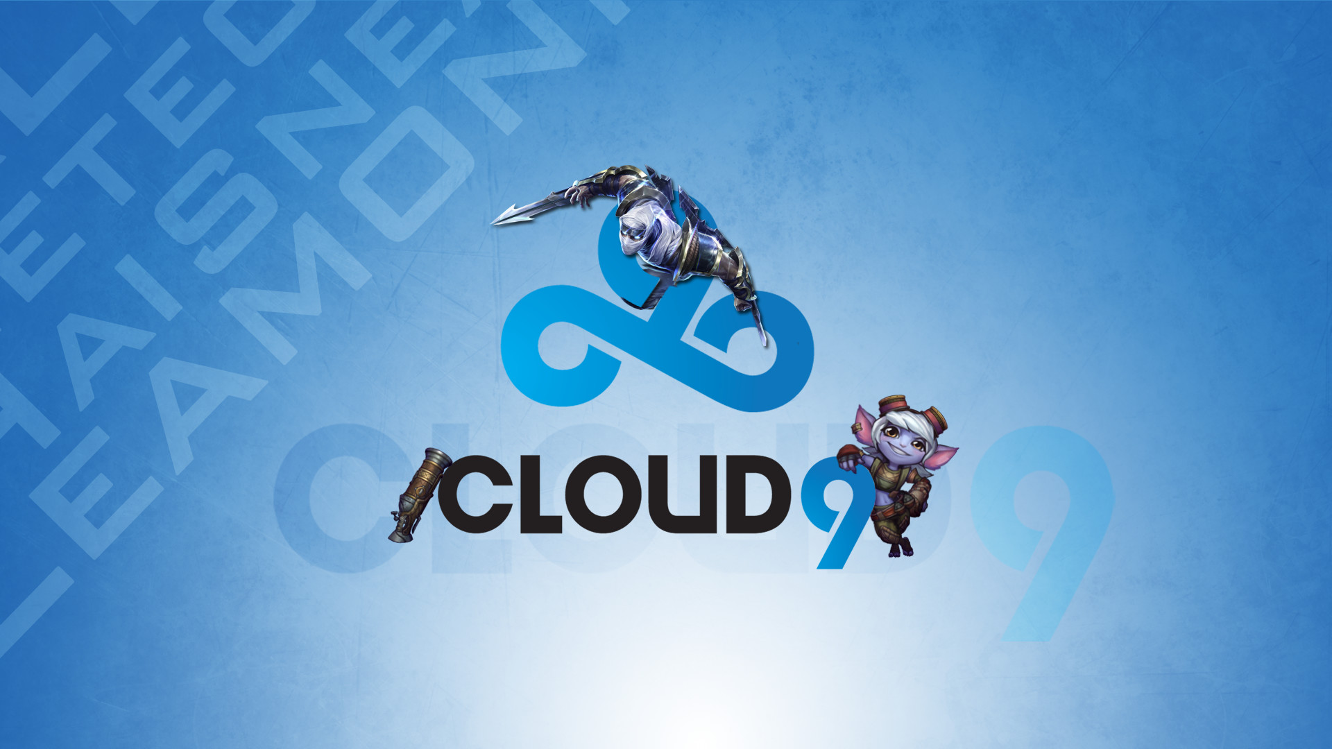 Cloud 9 Wallpaper by TheRempton Cloud 9 Wallpaper by TheRempton