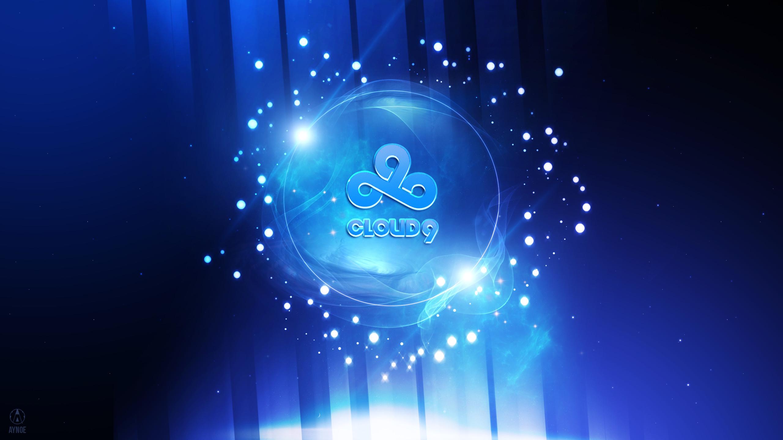… Cloud9 Wallpaper Logo – League of Legends by Aynoe