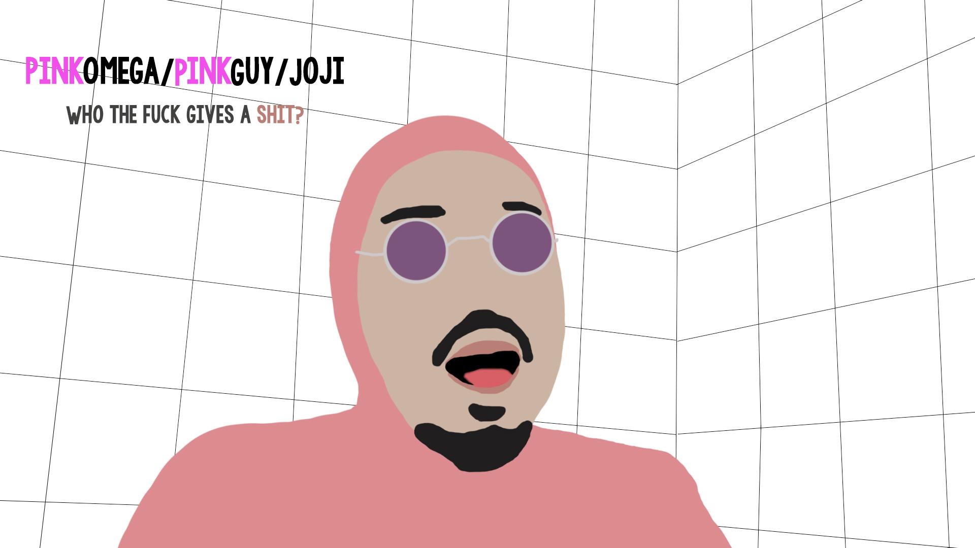 Pinkomega/Pinkguy/Joji Minimalistic Wallpaper/Albumart