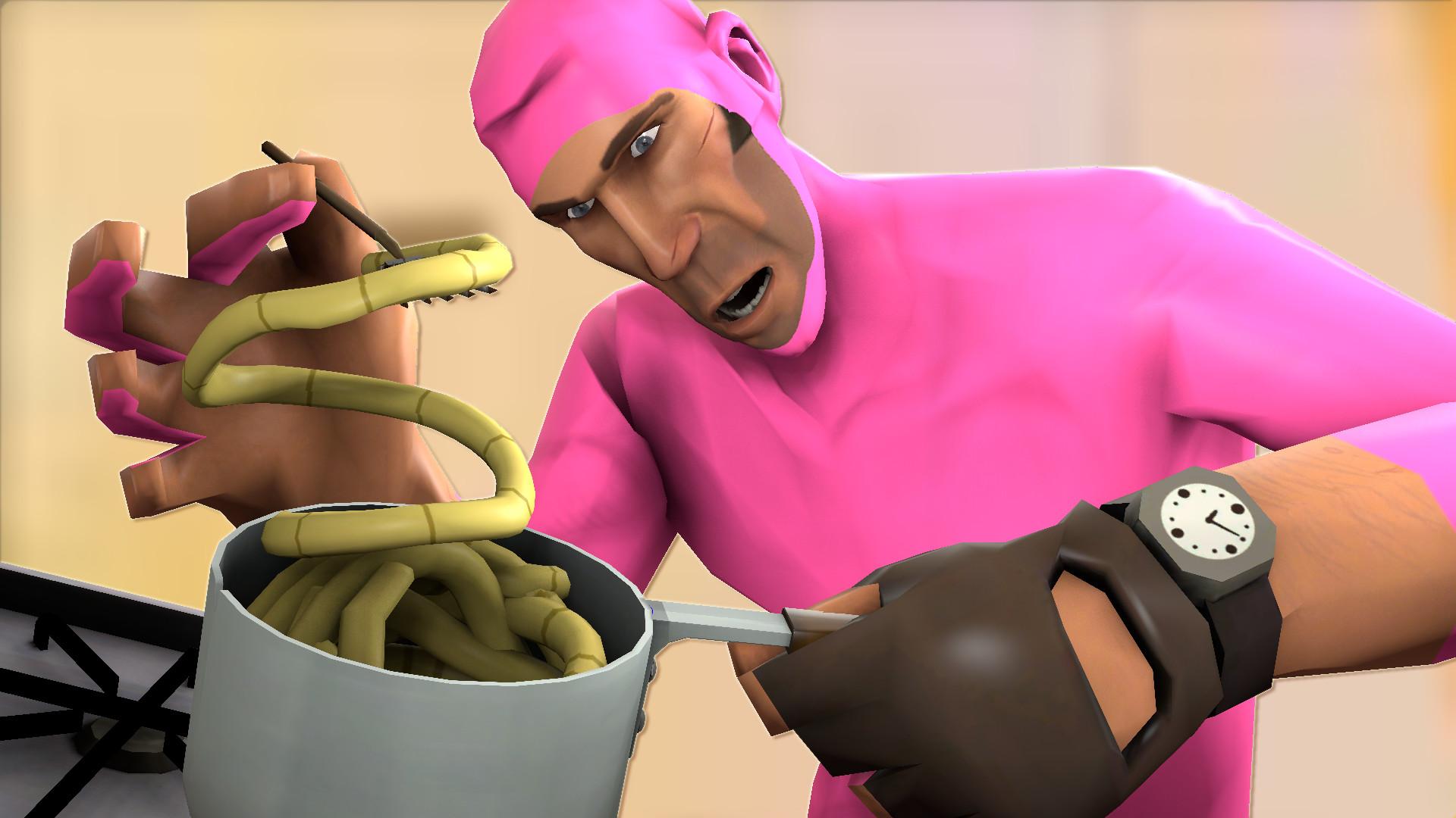 … PaulPatrickBandico0t PINK GUY COOKS RAMEN AND RAPS (Pink Guy Cover) by  PaulPatrickBandico0t