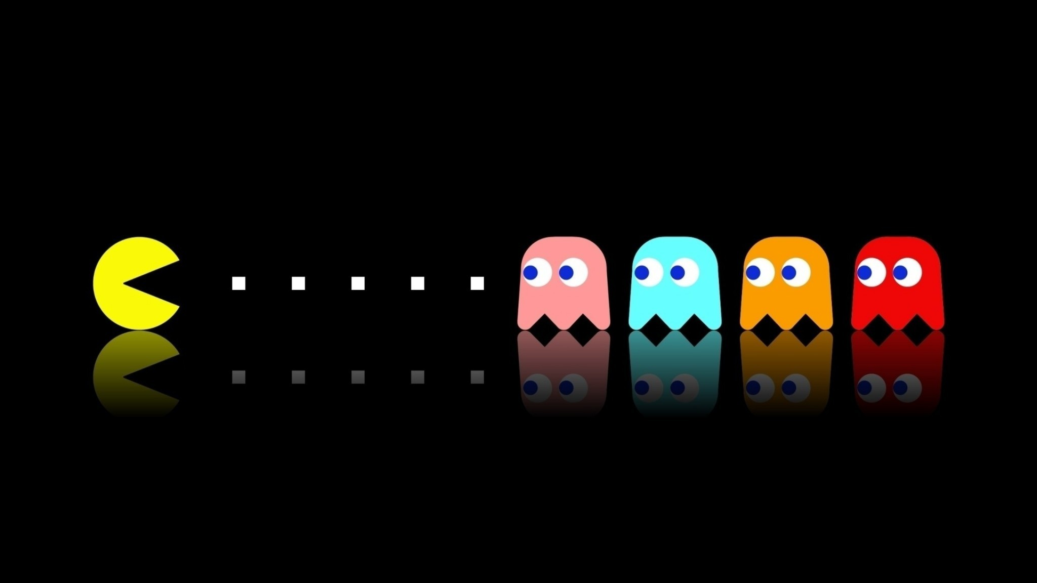 Pixels Gaming Wallpaper