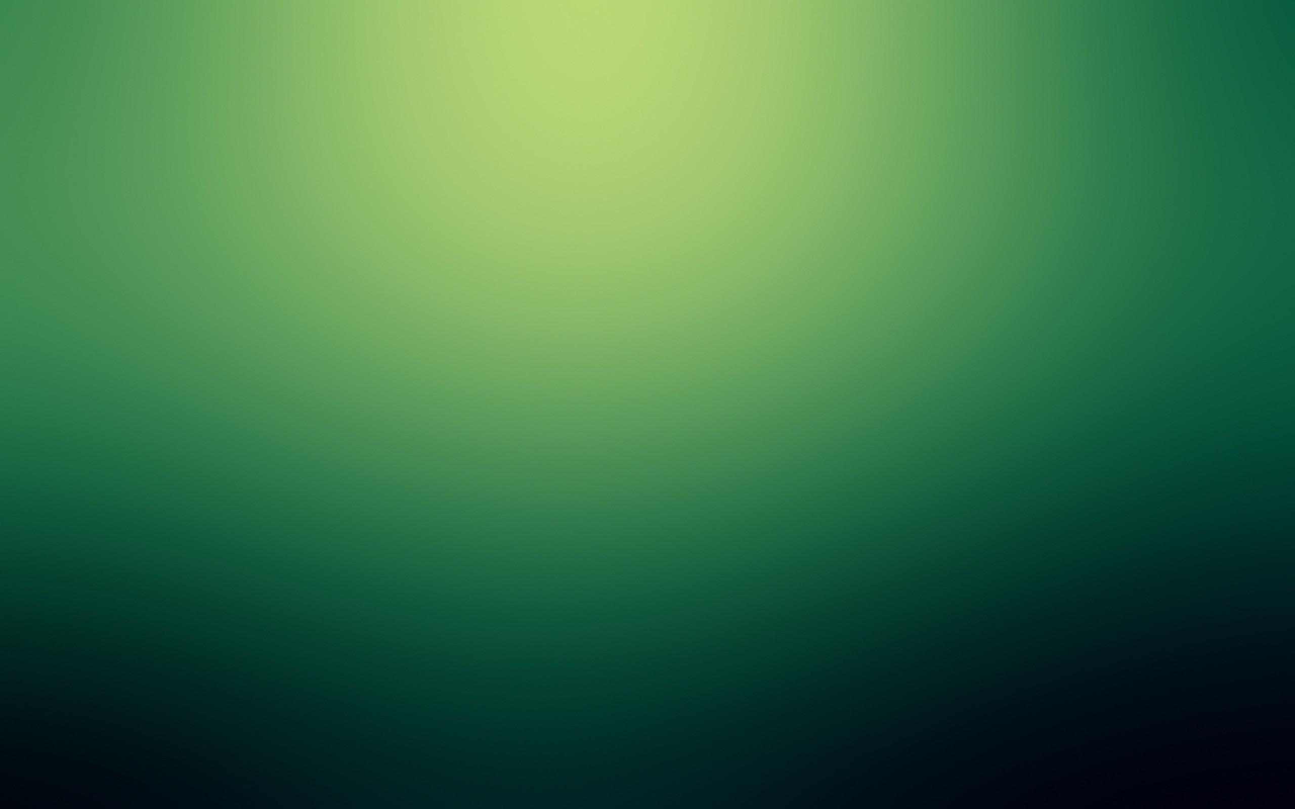 2560×1440 Green Gradient Background