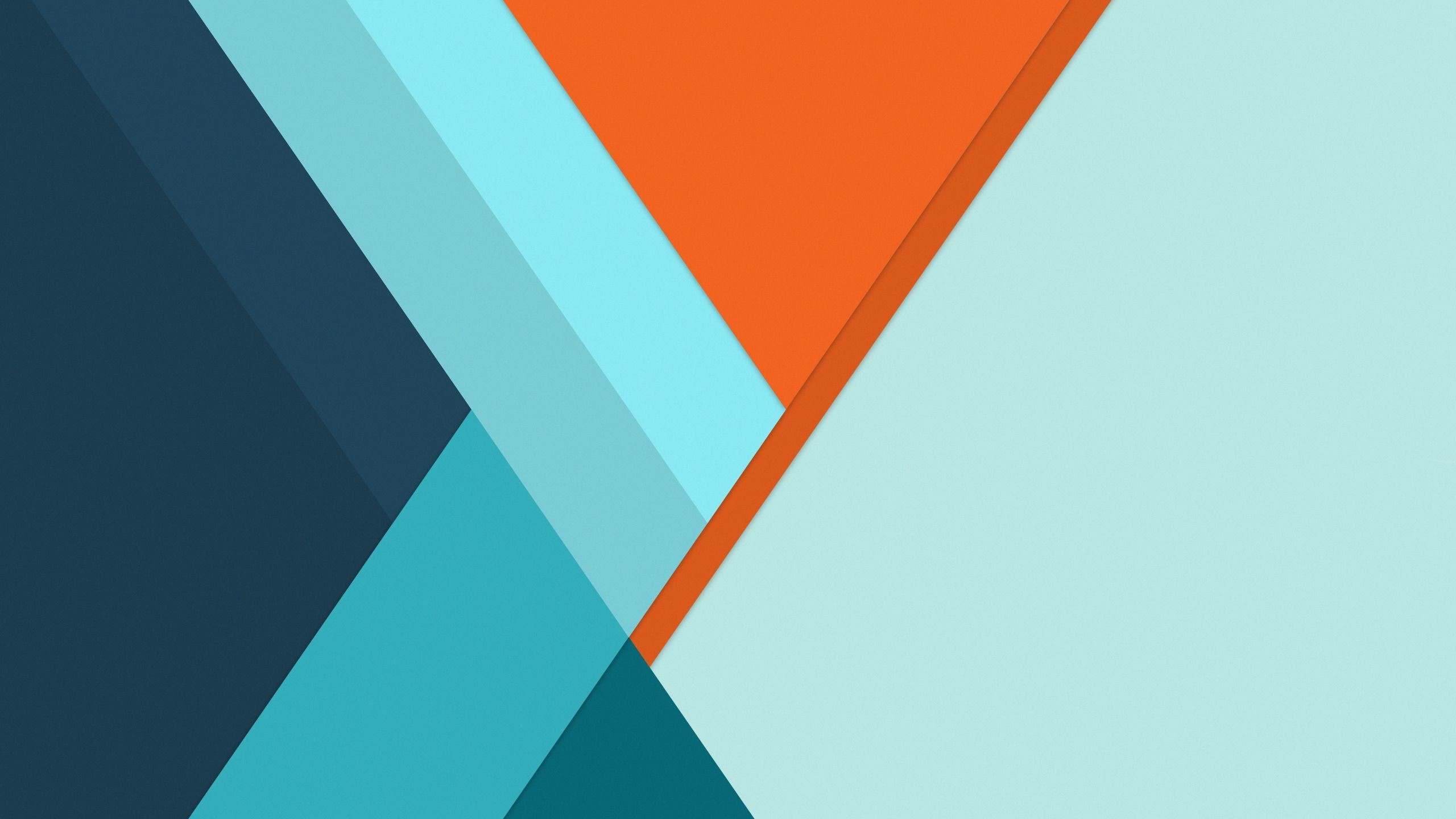 Blue Material Design Minimal YouTube Channel Cover