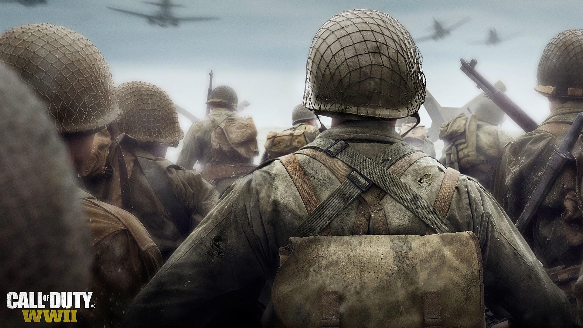 … OF DUTY WWII 1080p Wallpaper …