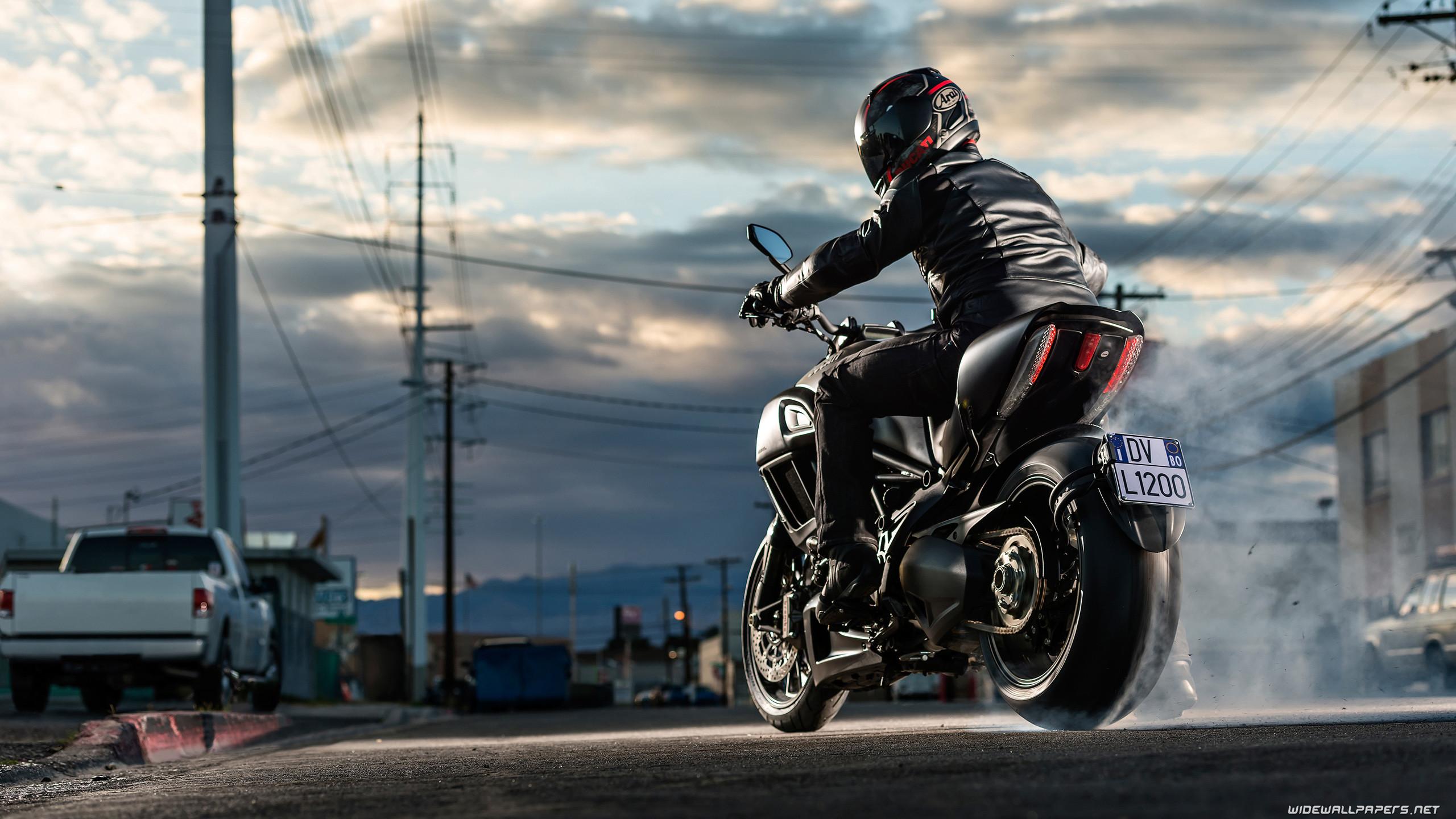 Ducati Diavel motorcycle wallpapers 4K Ultra HD Ducati Diavel motorcycle  2560×1600 3840×2160