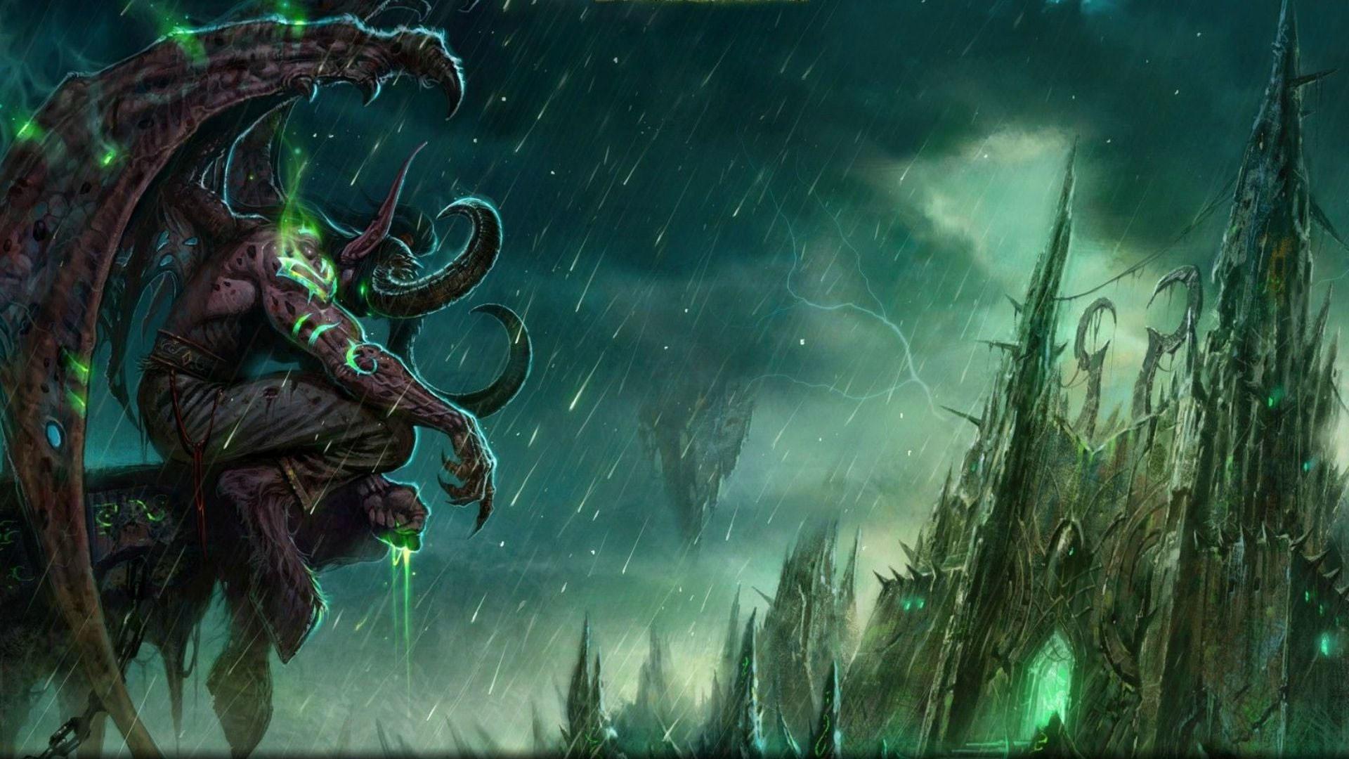 … of Warcraft Legion 1080p Wallpaper …