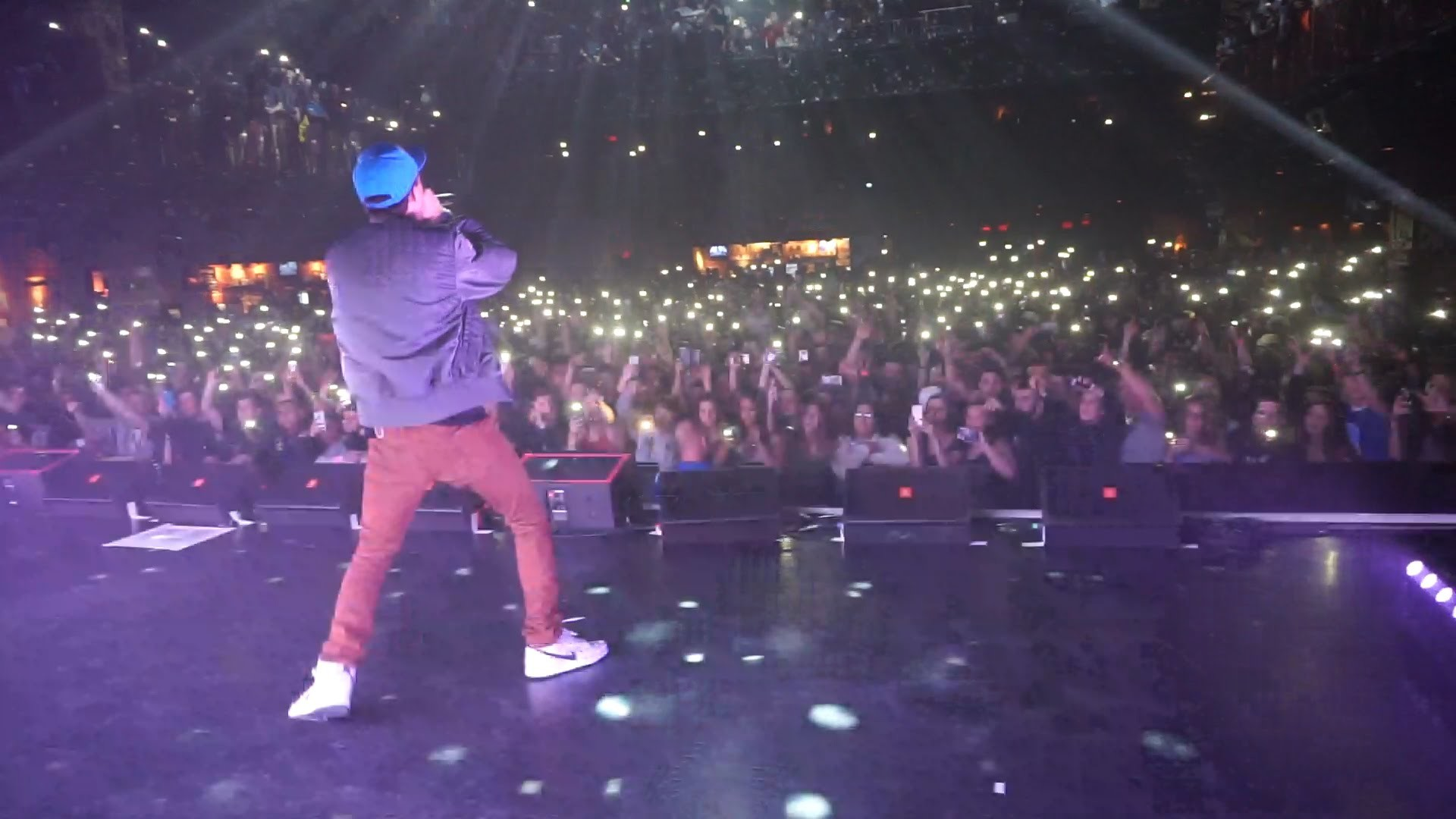 Logic: The Incredible World Tour (Ft. DJ Rhetorik and Dizzy Wright)