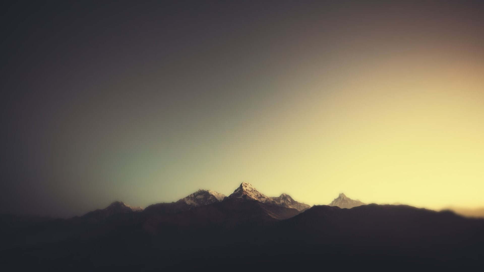 <b>Wallpapers</b> of the week: mountains