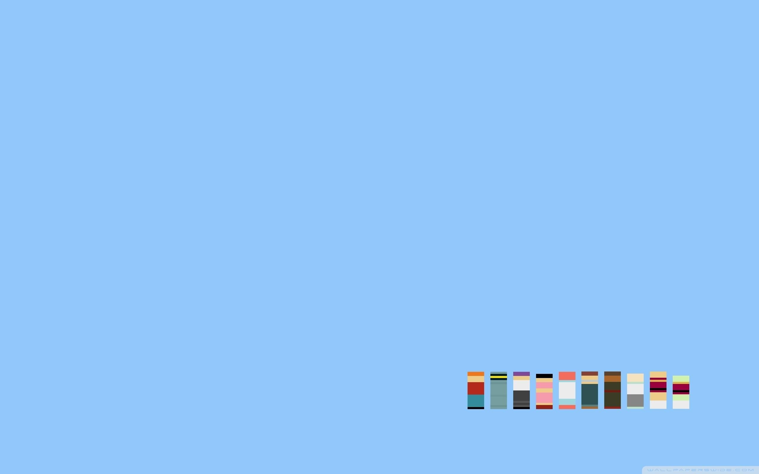 Futurama Minimalism HD Wide Wallpaper for Widescreen