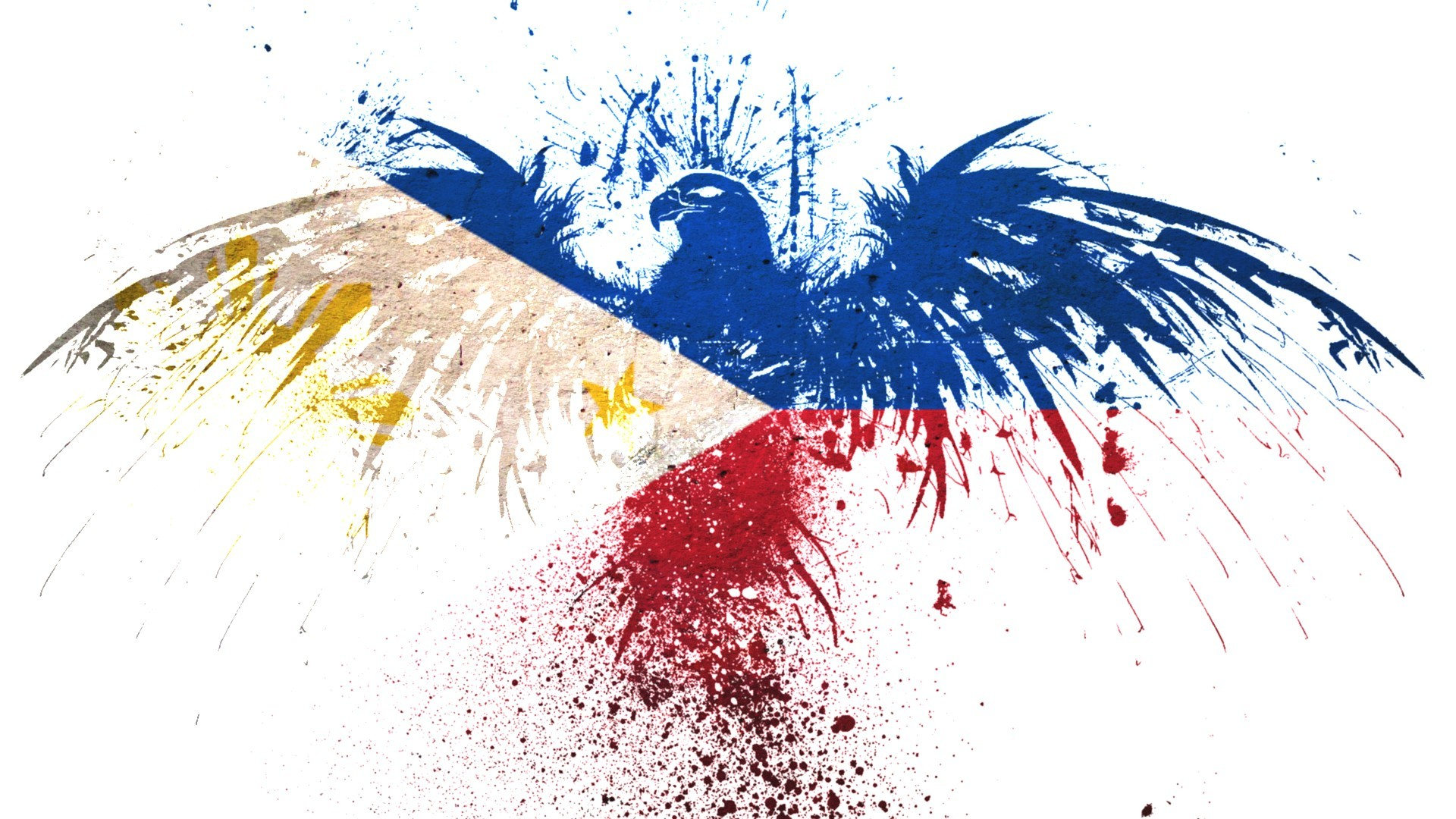 Hawk Flags Philippines White Background Wallpaper – MixHD wallpapers .
