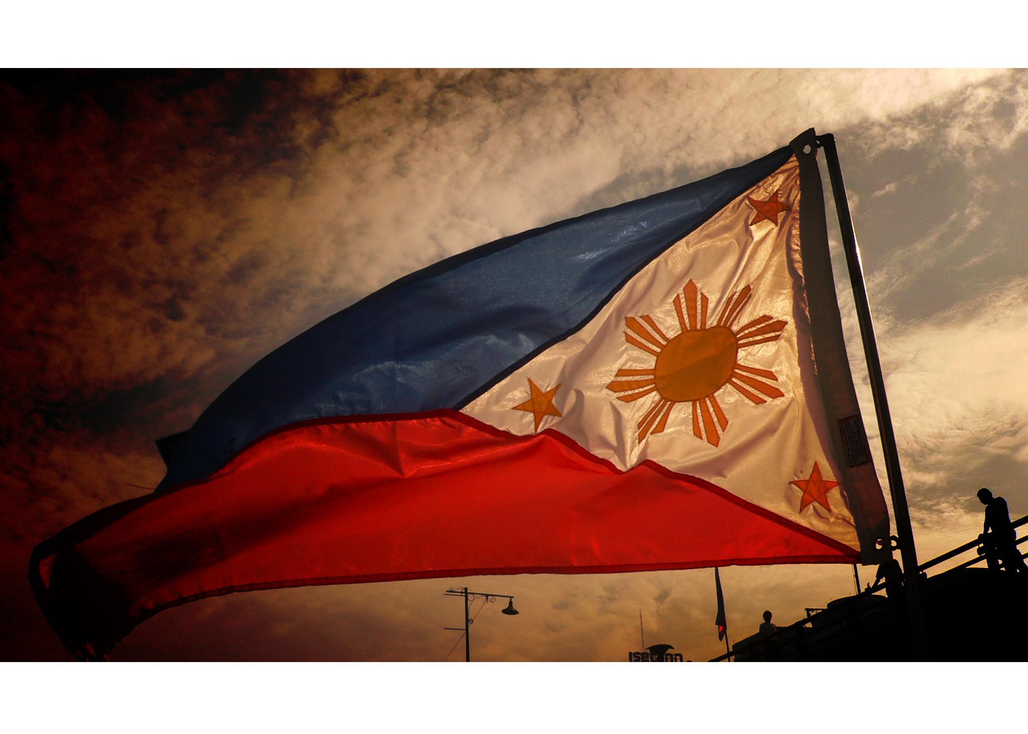 Philippine Flag by XIXO7 on DeviantArt