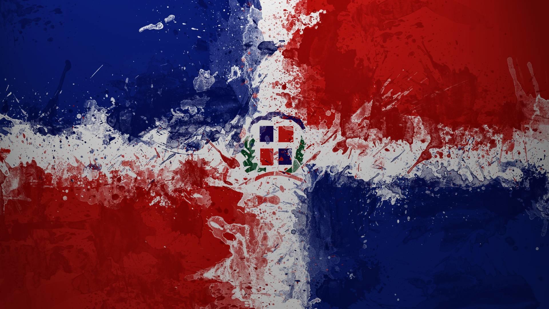 Dominican Republic Flag – Wallpapers HD. Download Free Desktop HD .