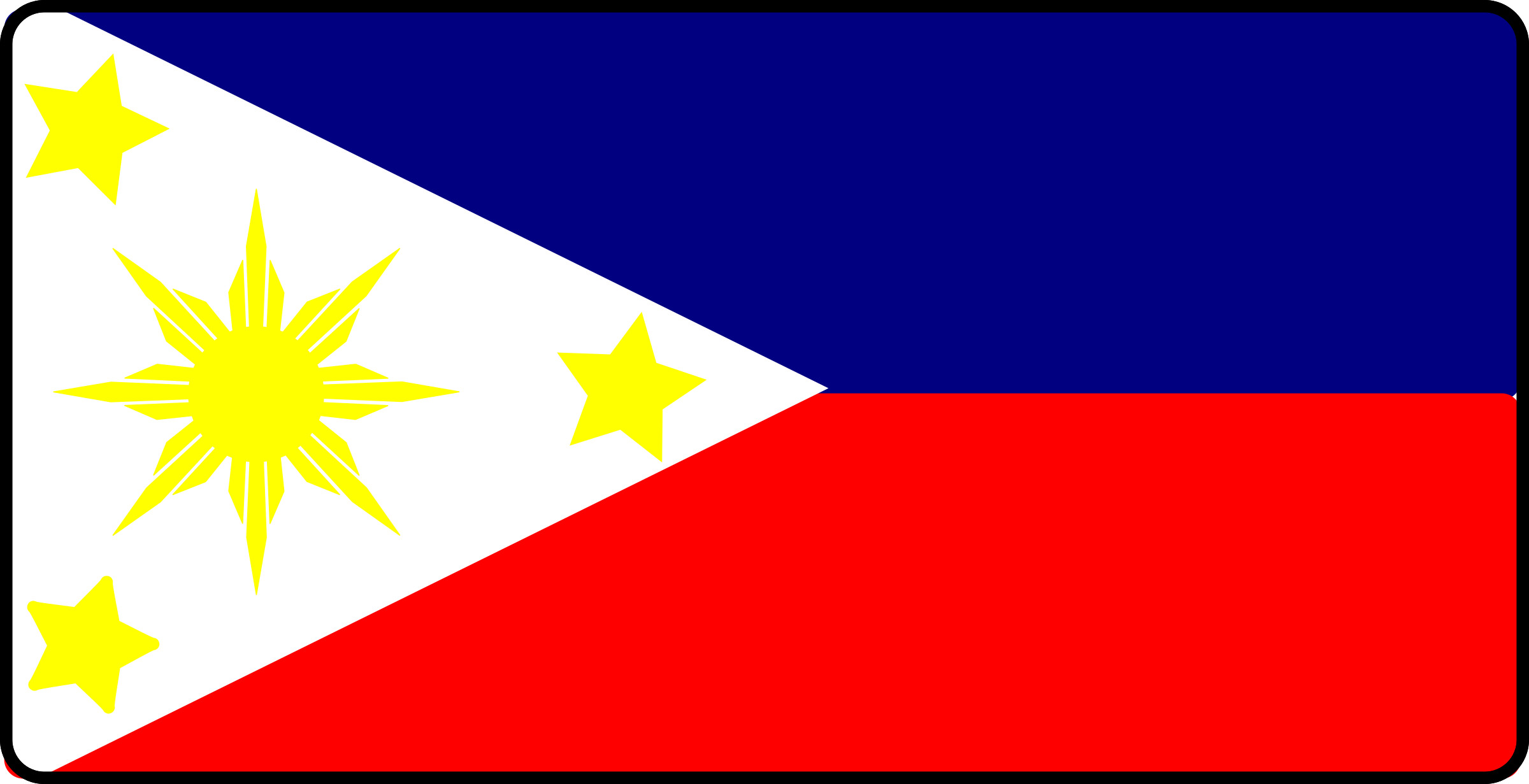 Philippines flag free material download free BIG IMAGE (PNG) …