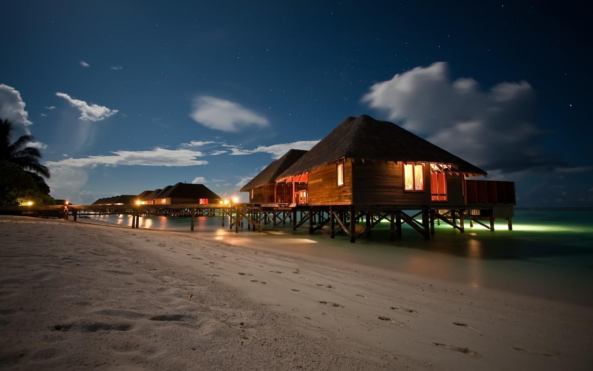 Beach Night 520741