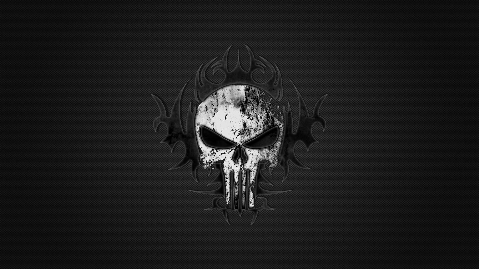 Blue Line Skull Wallpaper – WallpaperSafari