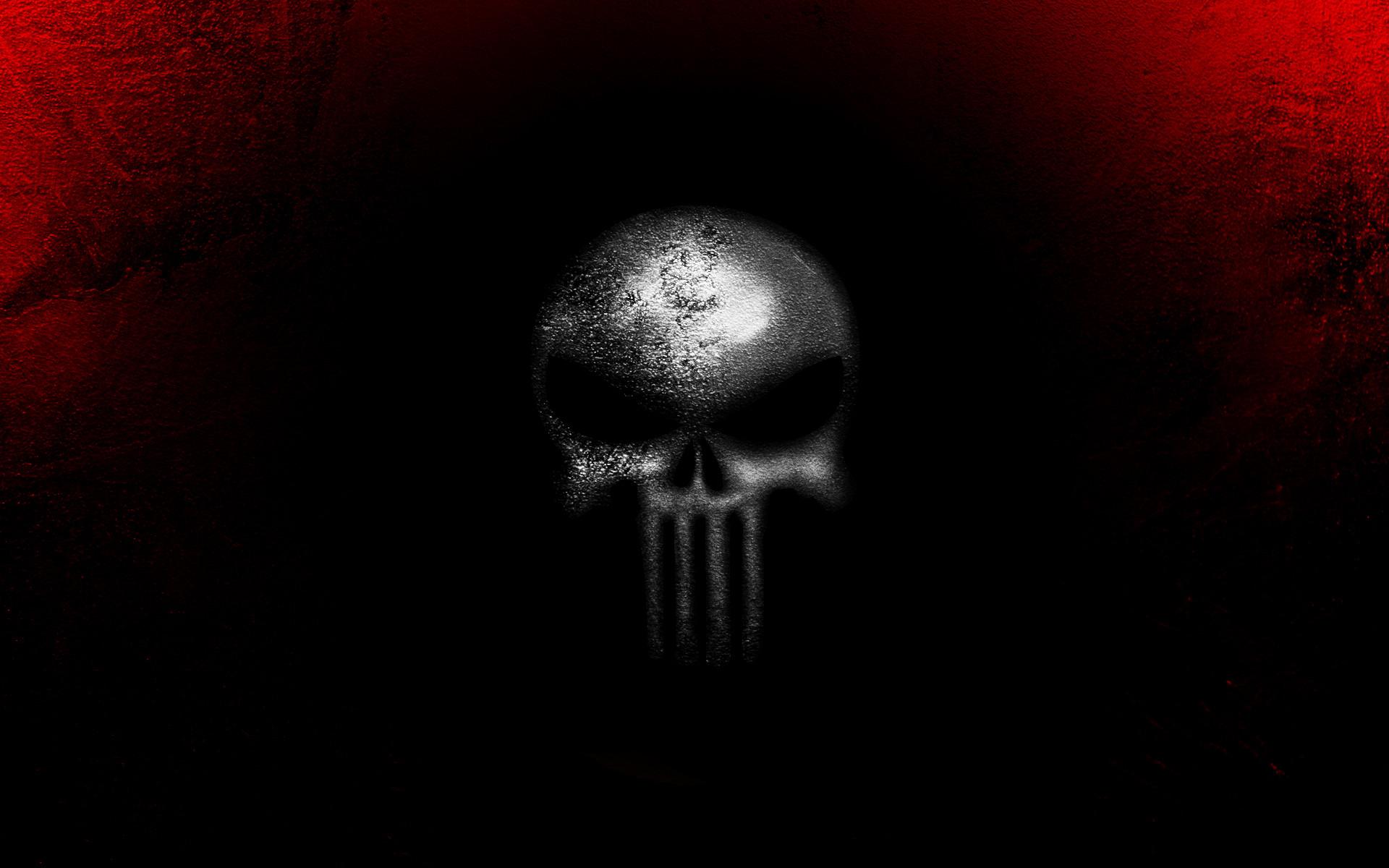 Grunge Style US Flag <b>Punisher Skull</b> Reflective Decal 8