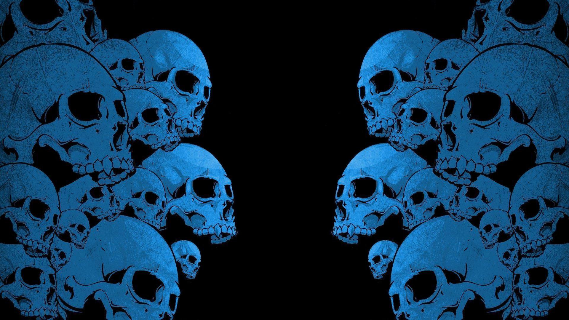 Skulls Wallpaper Skulls