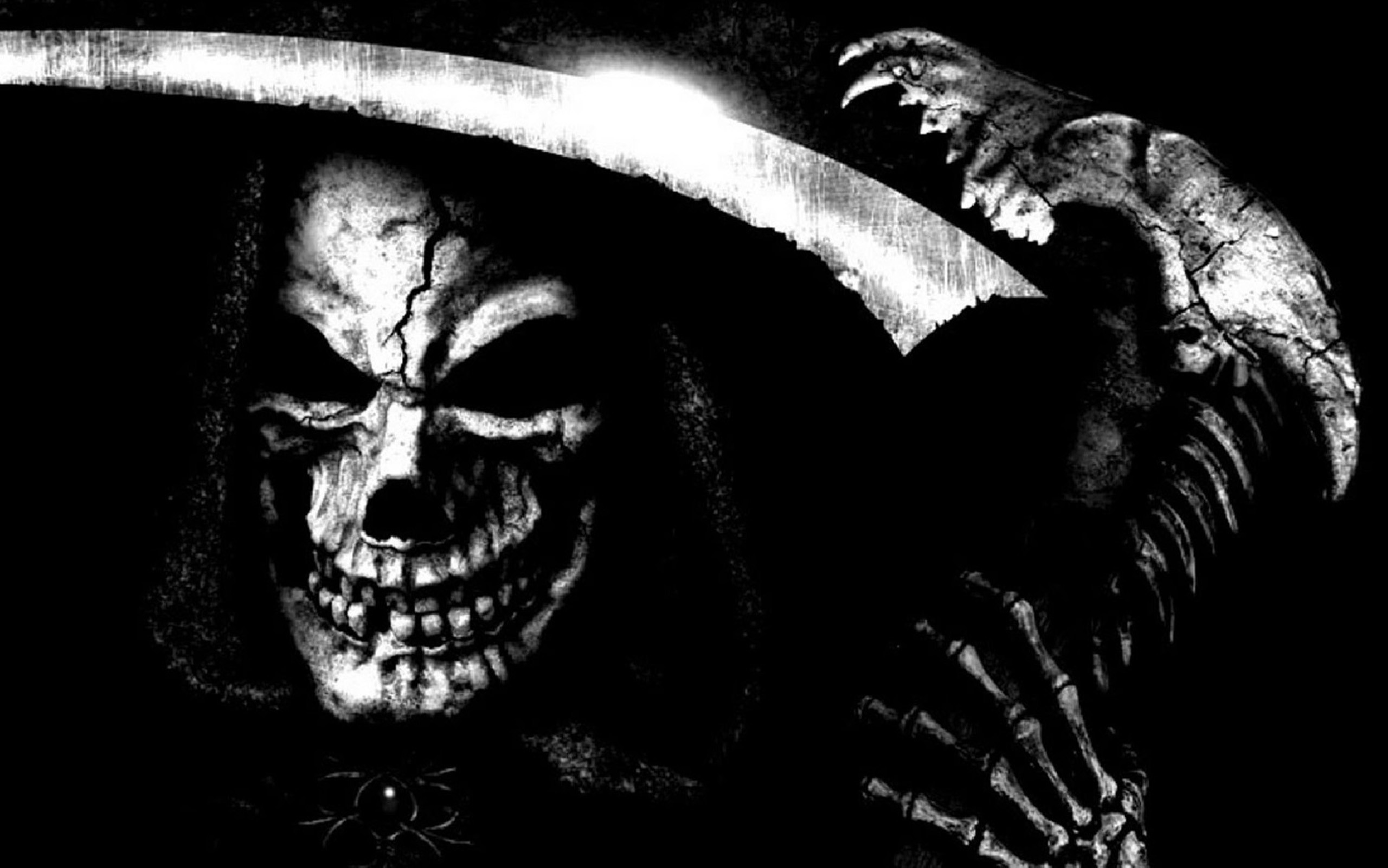 Scary Skull Wallpapers HD Download Scary Skull Wallpapers HD .