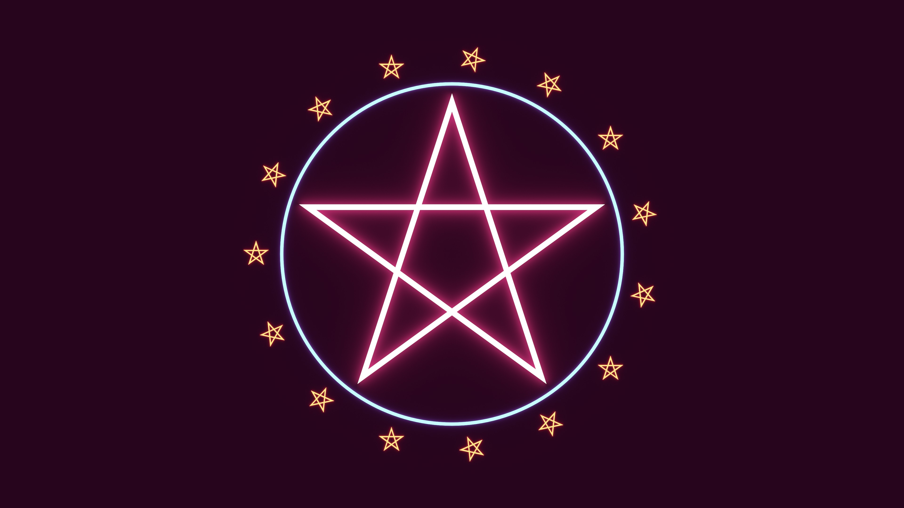 HD Wallpaper   Background ID:571756. Abstract Pentagram