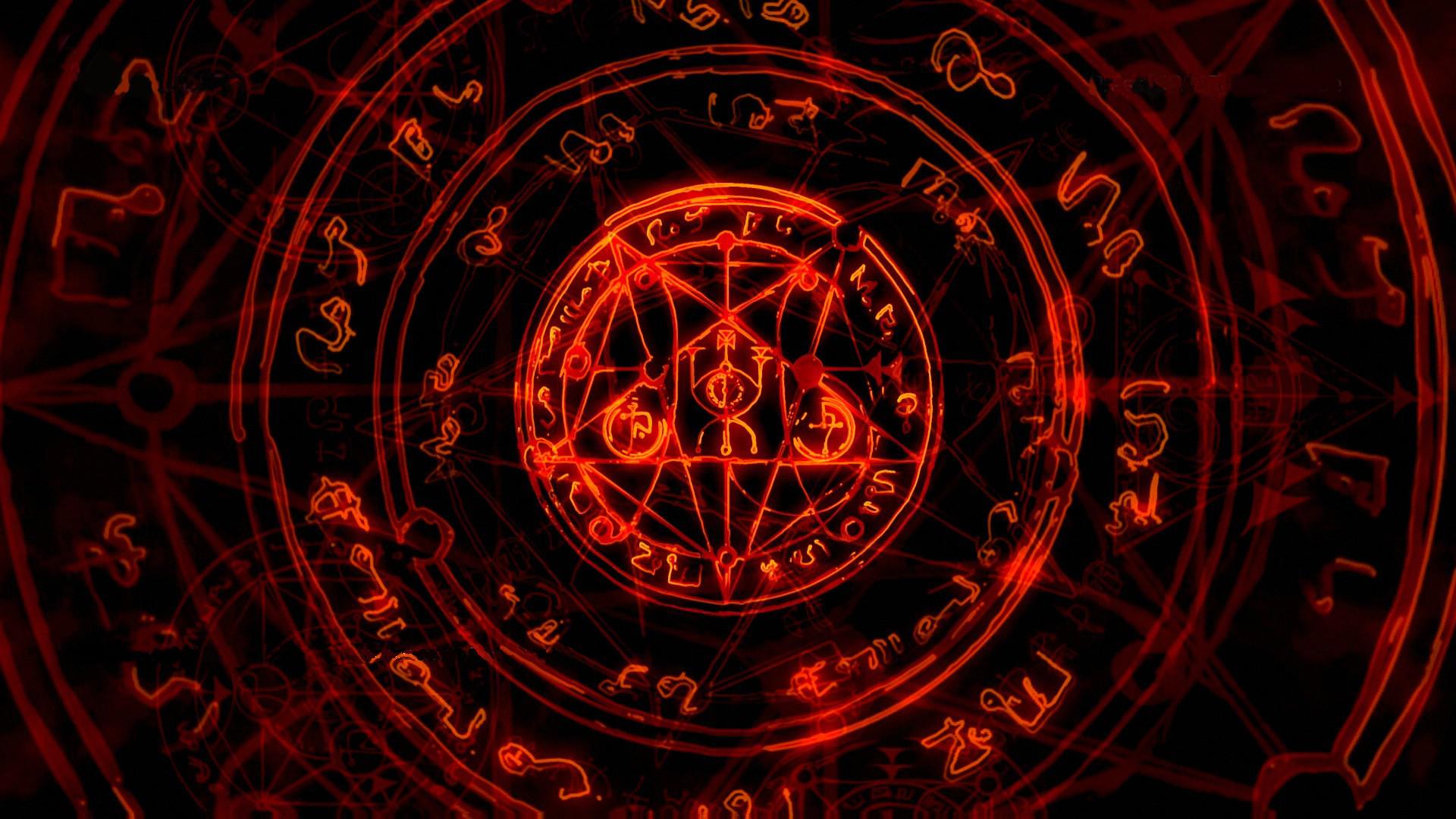 Doom 2016 Rune Wallpaper