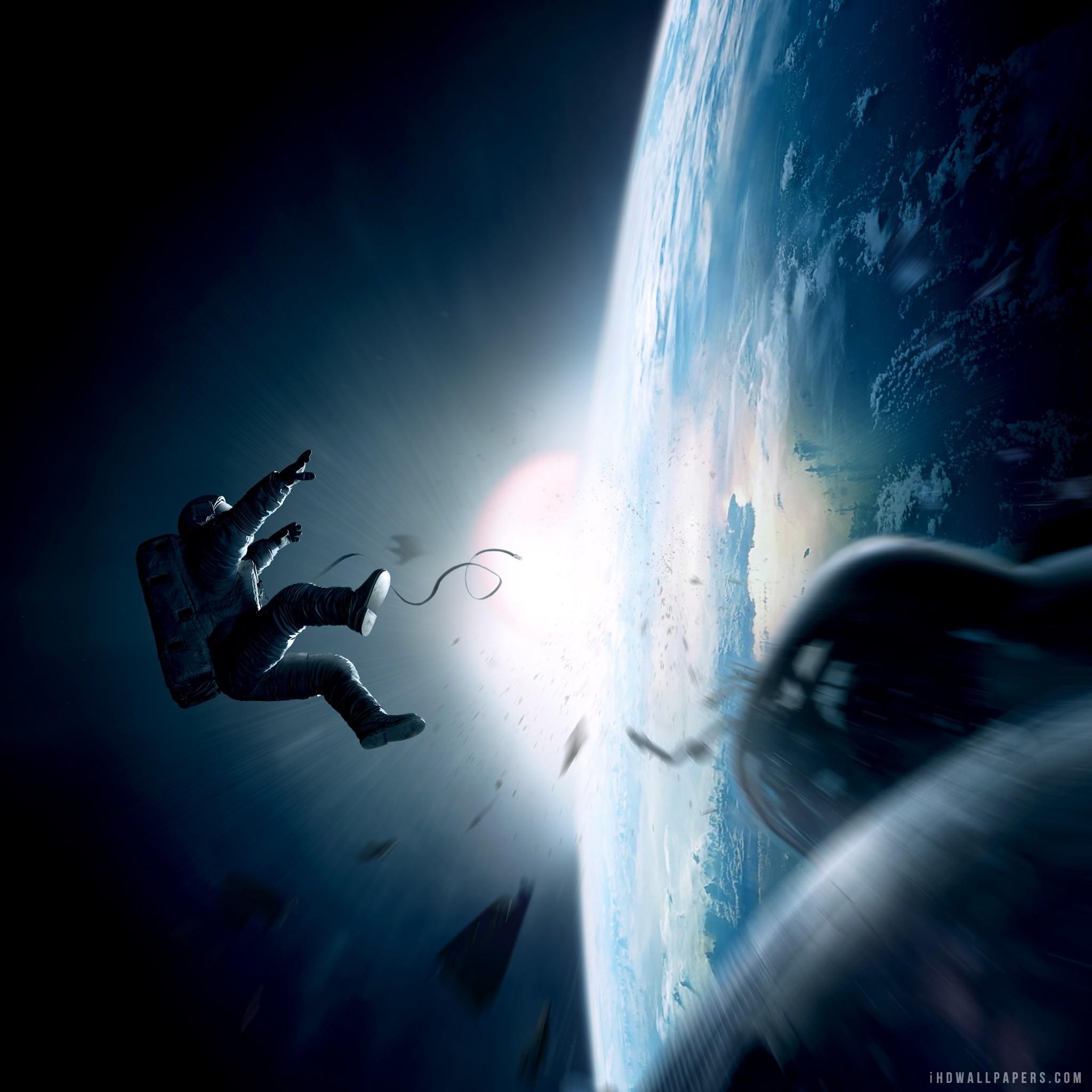 Gravity Movie HD Wallpaper – iHD Wallpapers