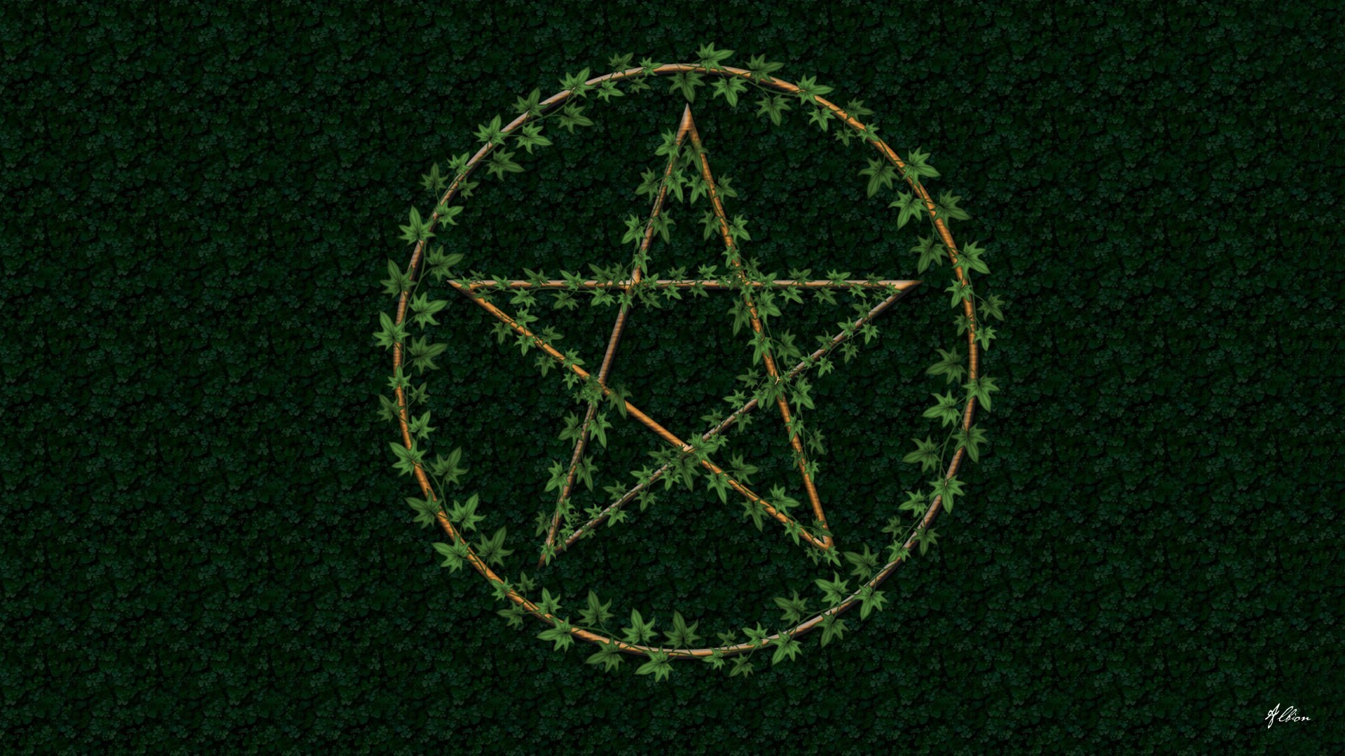 pagan pentagram wallpaper pagan pentagram wallpaper