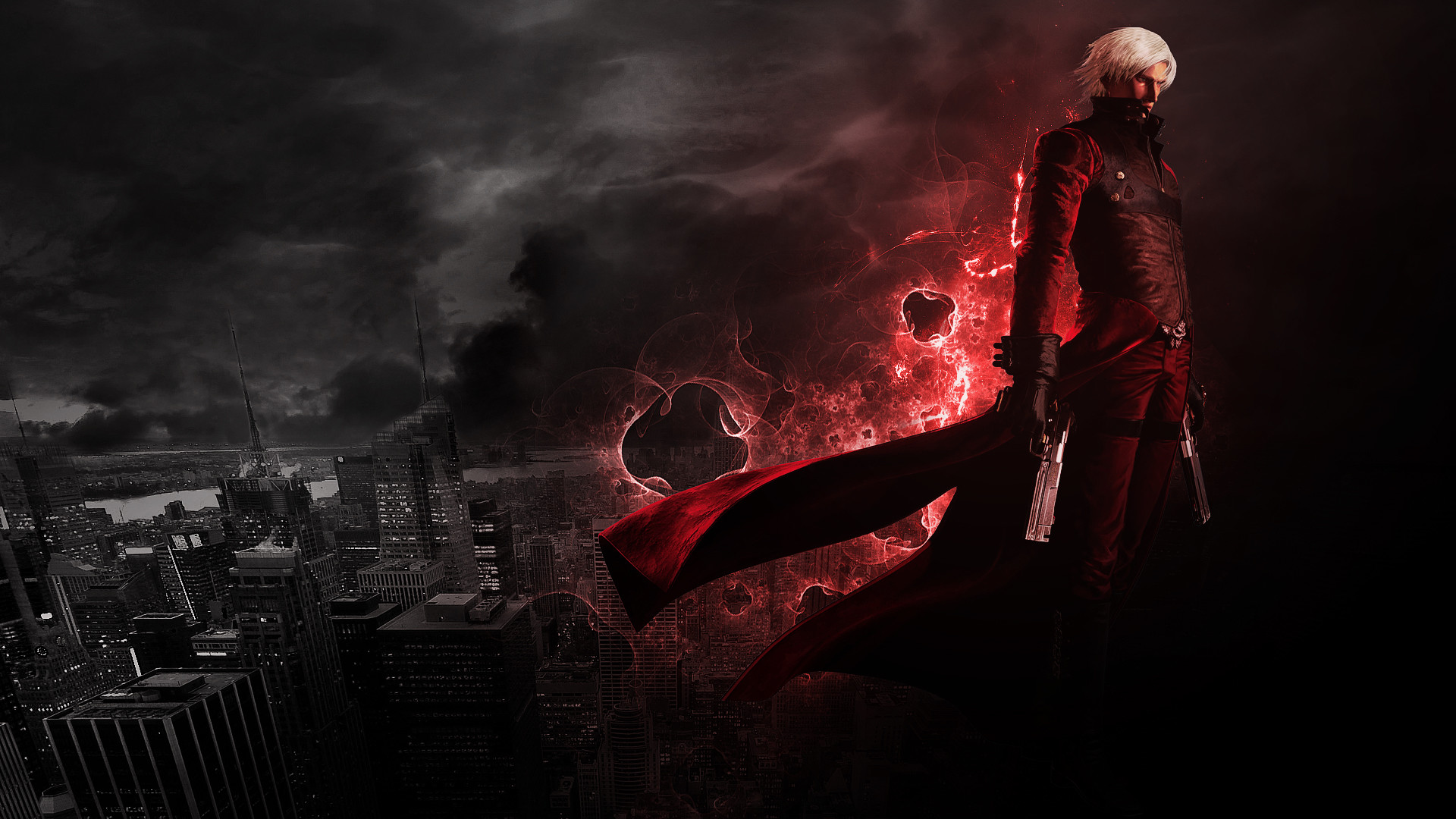 FREE WALLPAPERS – HD WALLPAPERS – DESKTOP WALLPAPERS: Devil May Cry 2 .