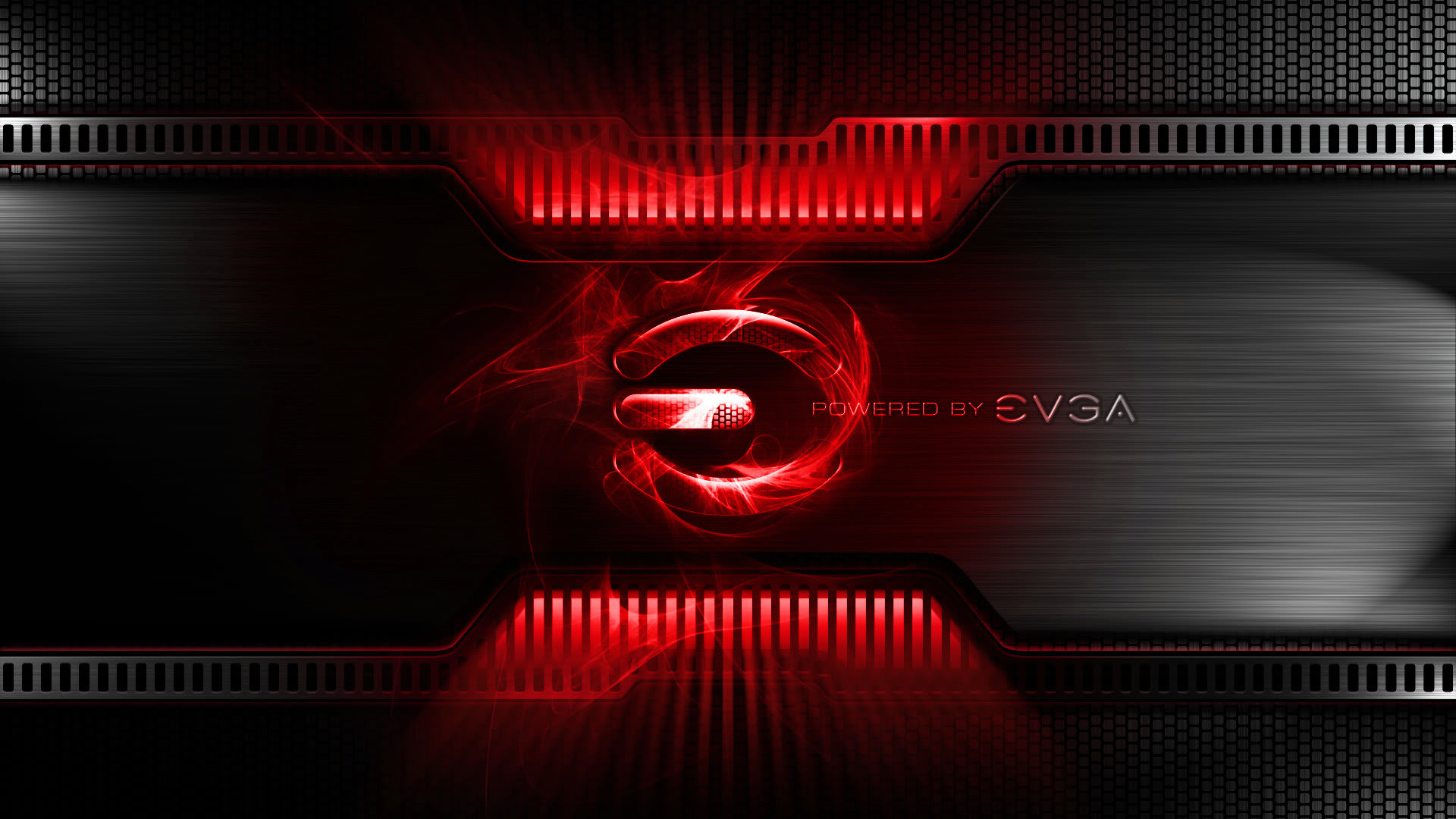 Red EVGA Wallpaper