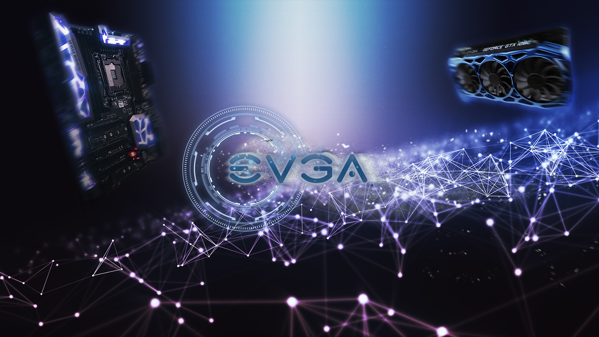 But when I see the winners who do not even have the EVGA logo that was  asked to add in their wallpaper, it's not a serious contests!
