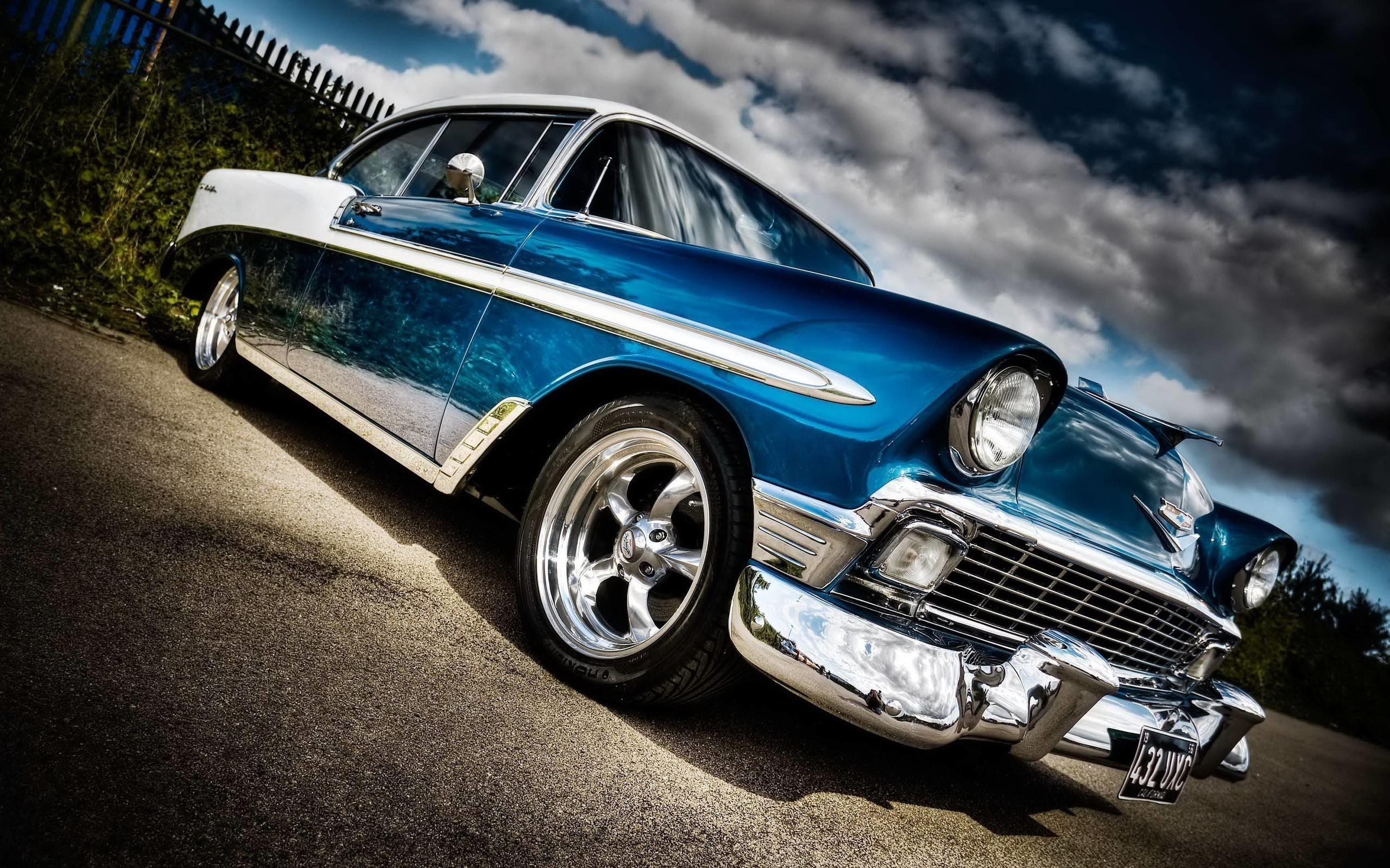 Cool Classic Car Wallpaper