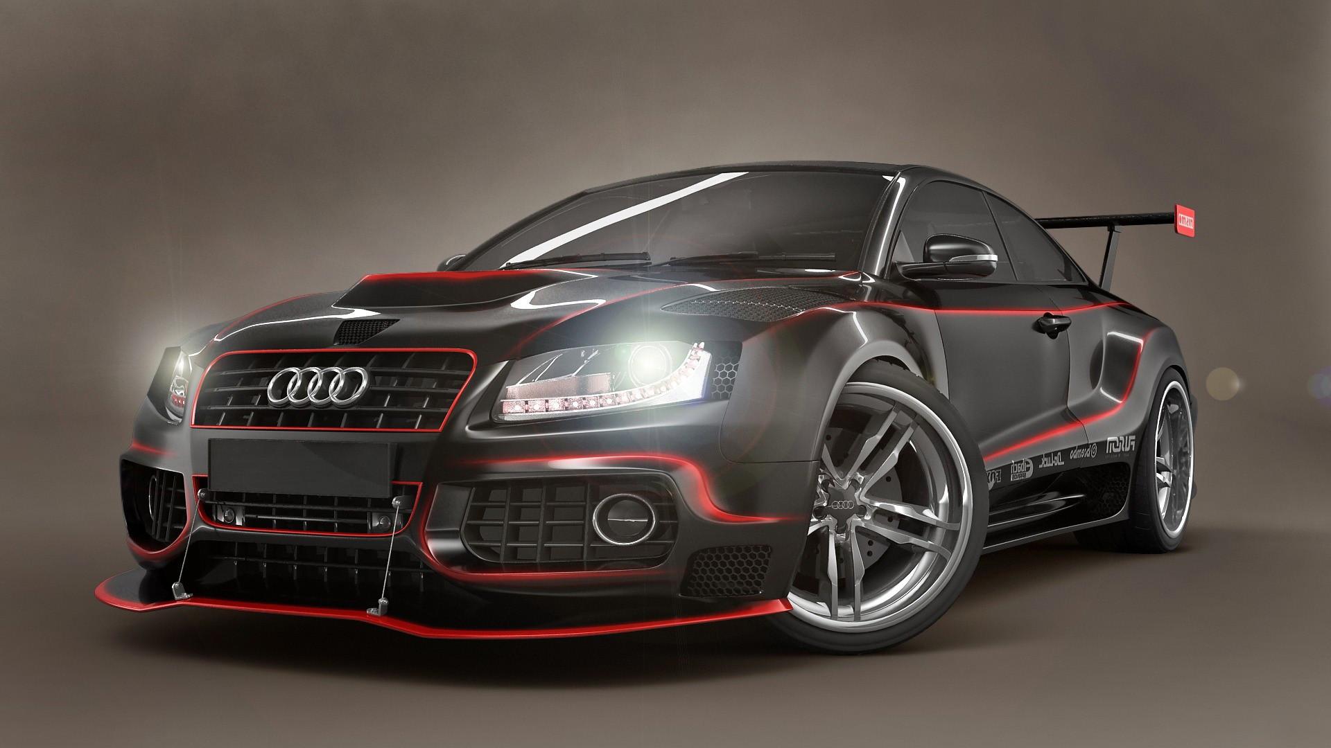 Audi Sport Car Windows 10 Wallpaper