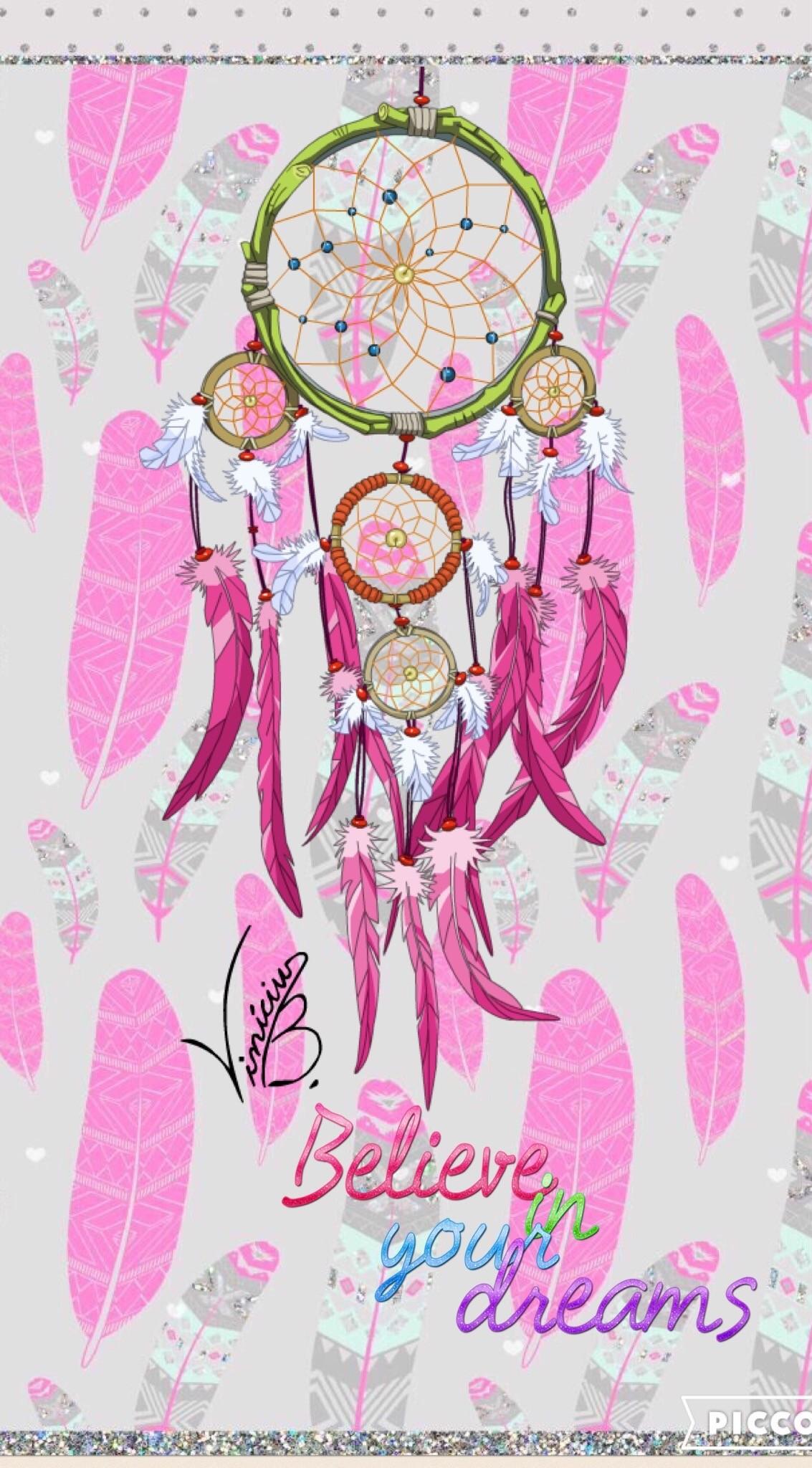 Dreams PINK. Dreamcatcher WallpaperWallpaper …