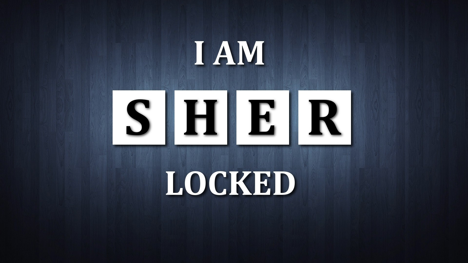 am Sherlocked Wallpaper #7170