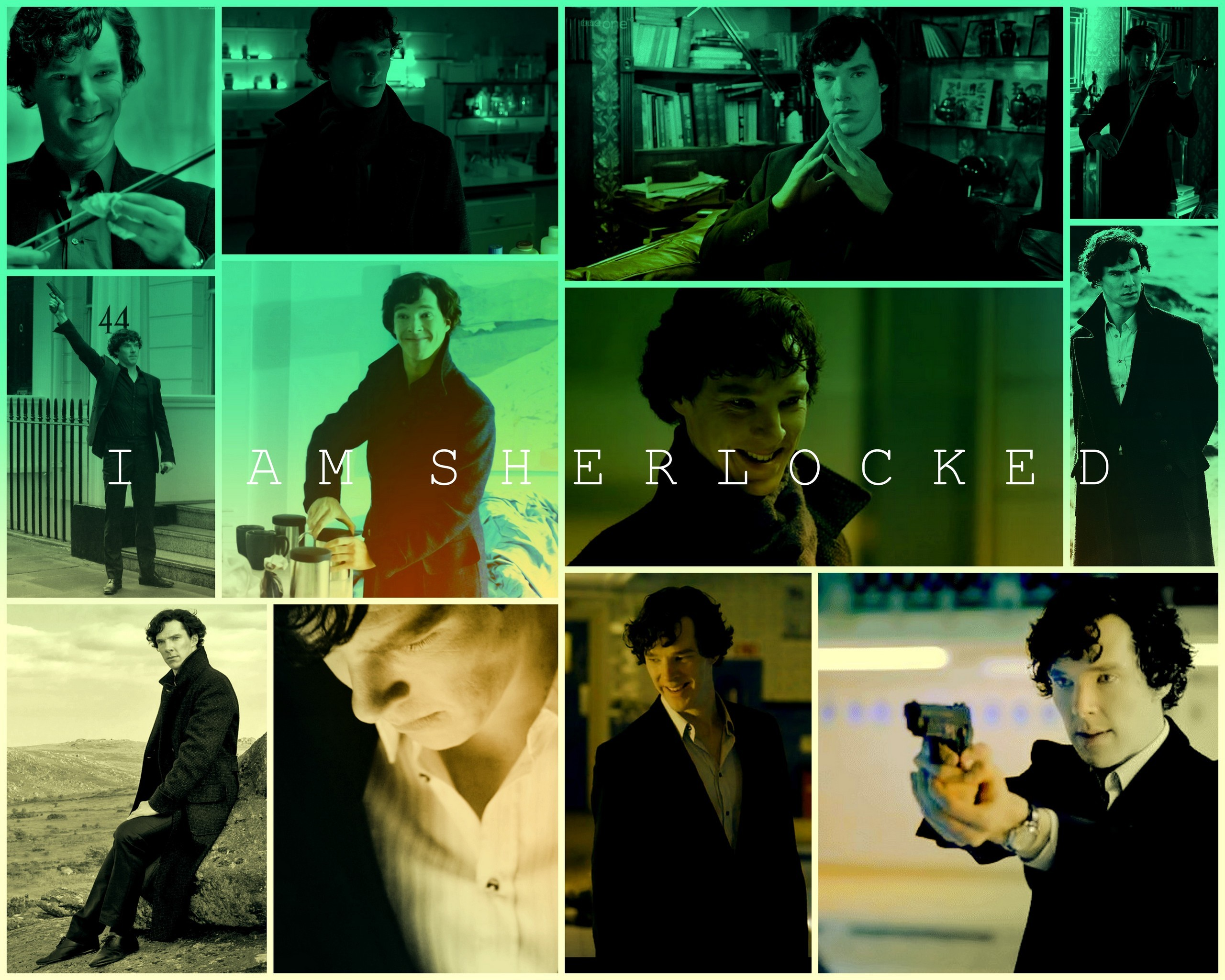 HD Wallpaper and background photos of i am sherlocked for fans of Sherlock  on BBC One images. 31800129