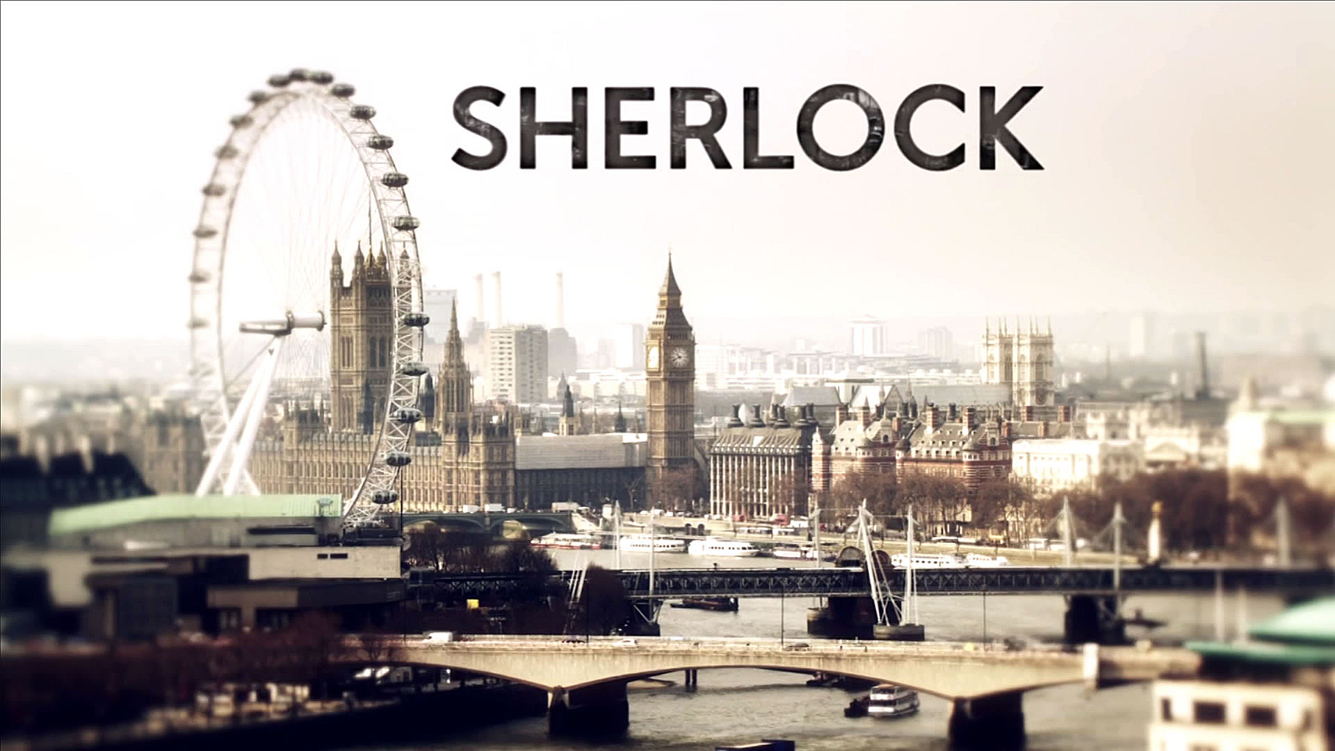 … Sherlock Logon Screen for Windows Vista/7 by shorlok