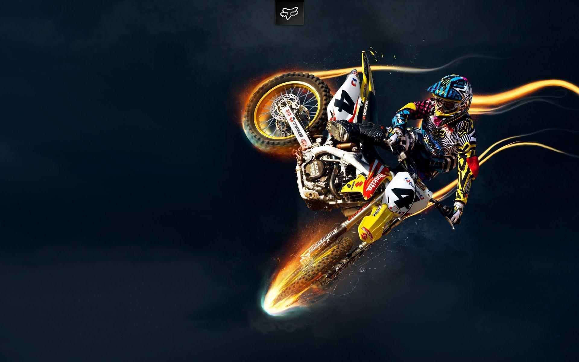Suzuki Motocross Wallpapers | HD Wallpapers · Extreme MotocrossMotocross  RacingFox …