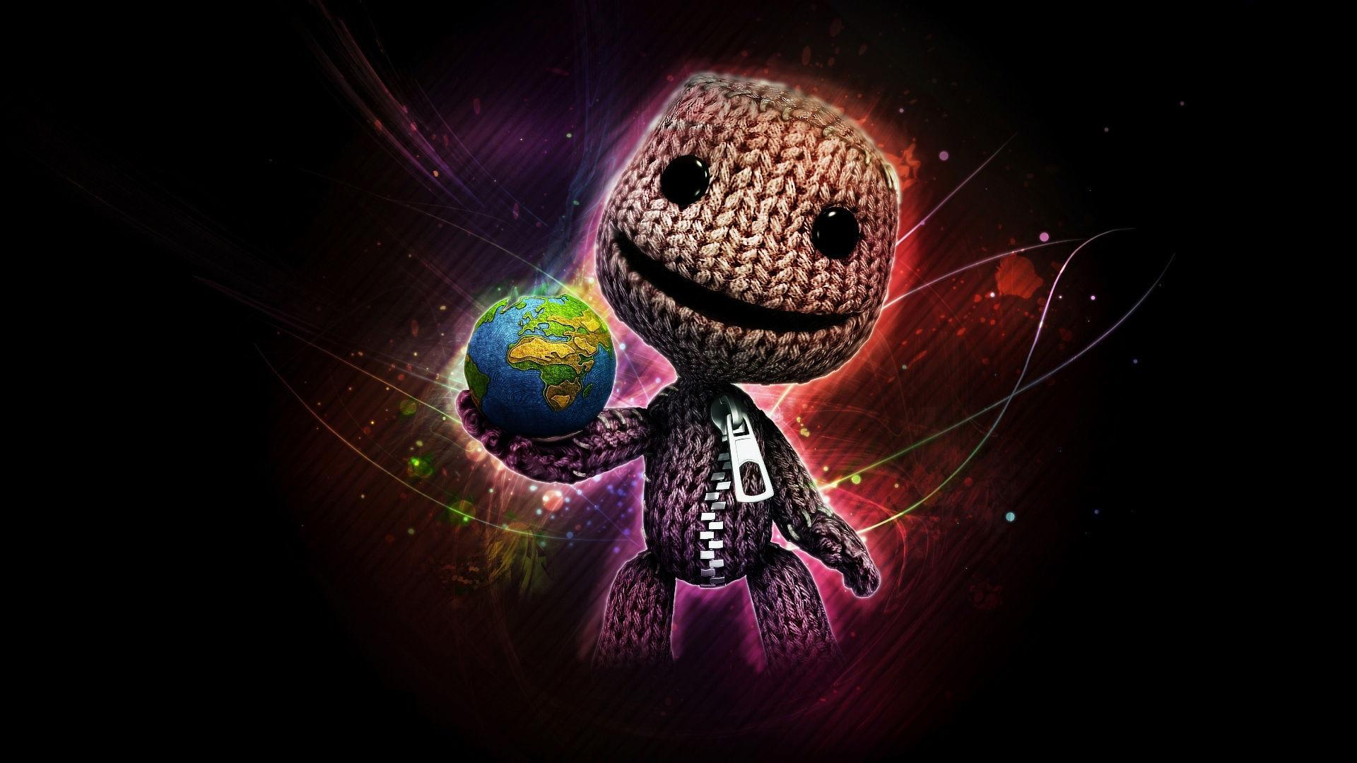 HD Wallpaper | Background ID:90931. Video Game LittleBigPlanet