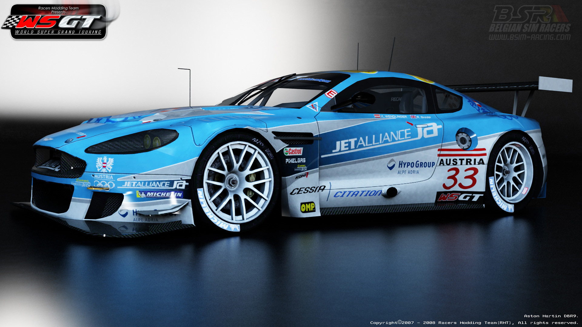 Racing Car Wallpaper HD 09, HD Desktop Wallpapers
