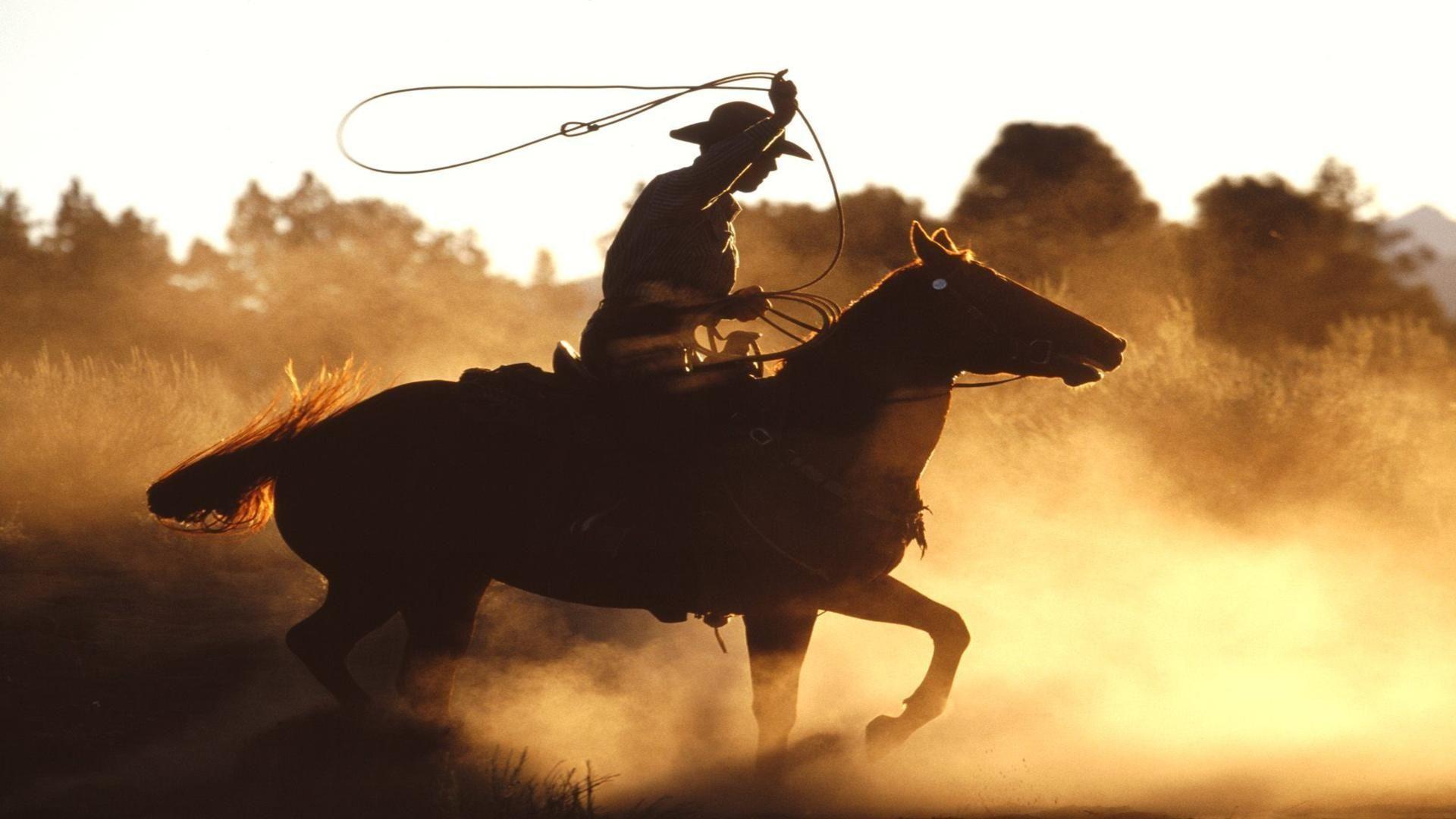 Western Cowboy Wallpaper