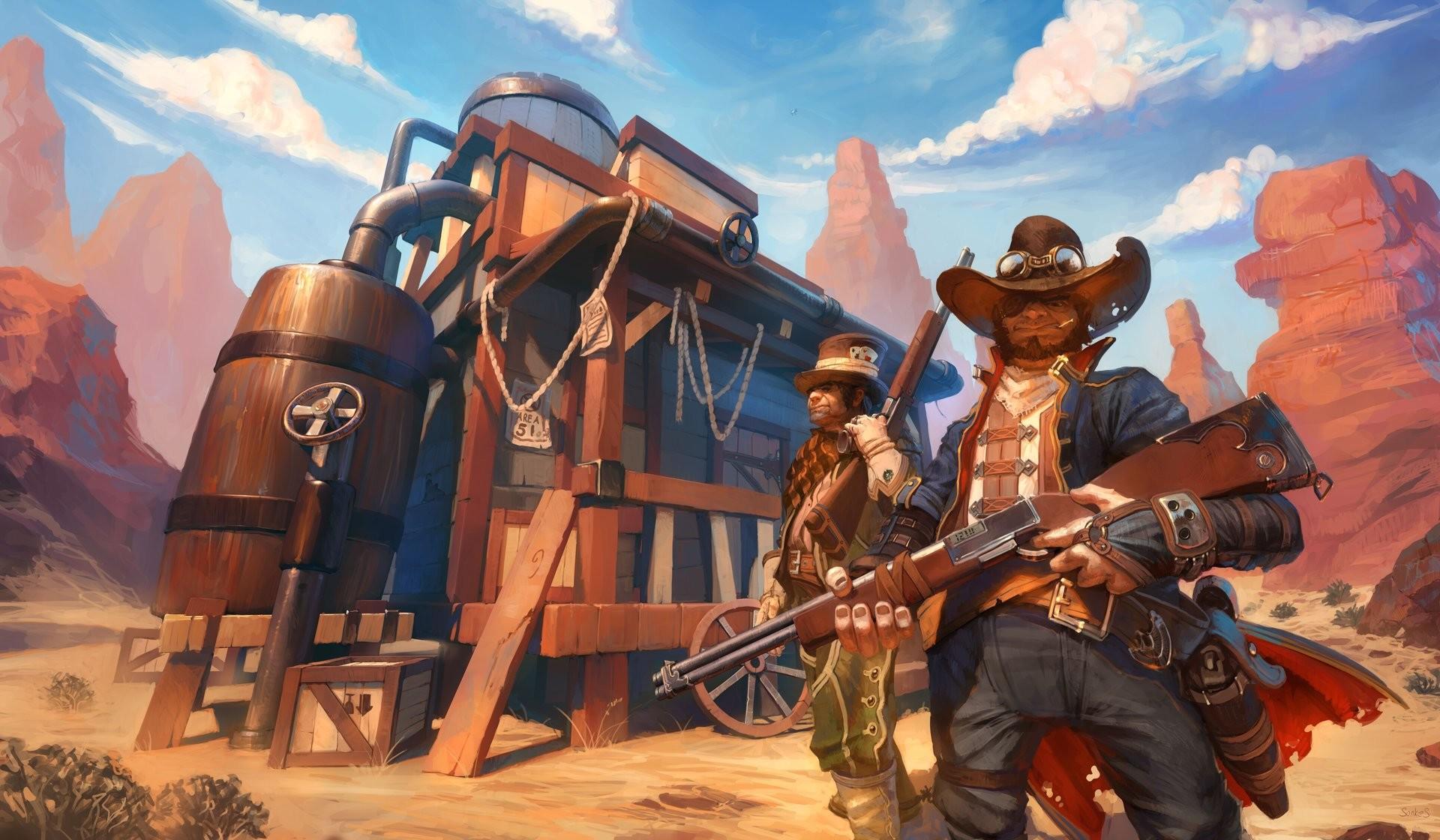 cowboy-western-concept-art-illustration-01-ivan-smirnov-