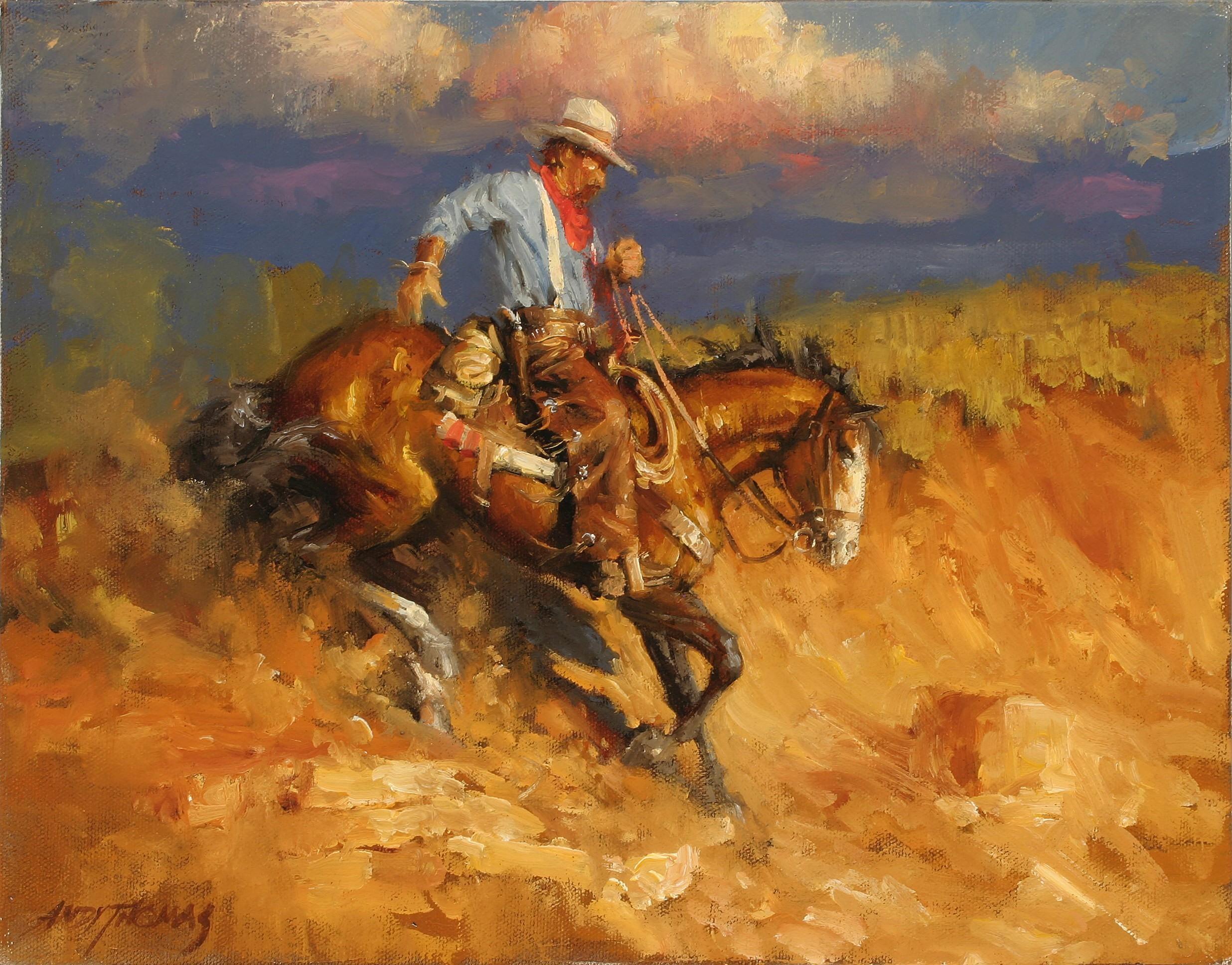 Andy thomas. Cowboy ArtworkCowboys And IndiansWallpaper …